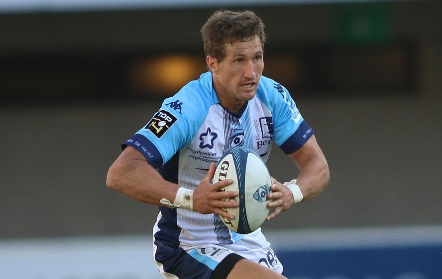 Rugby - Top 14 - Montpellier : quel rôle pour Johan Goosen ?