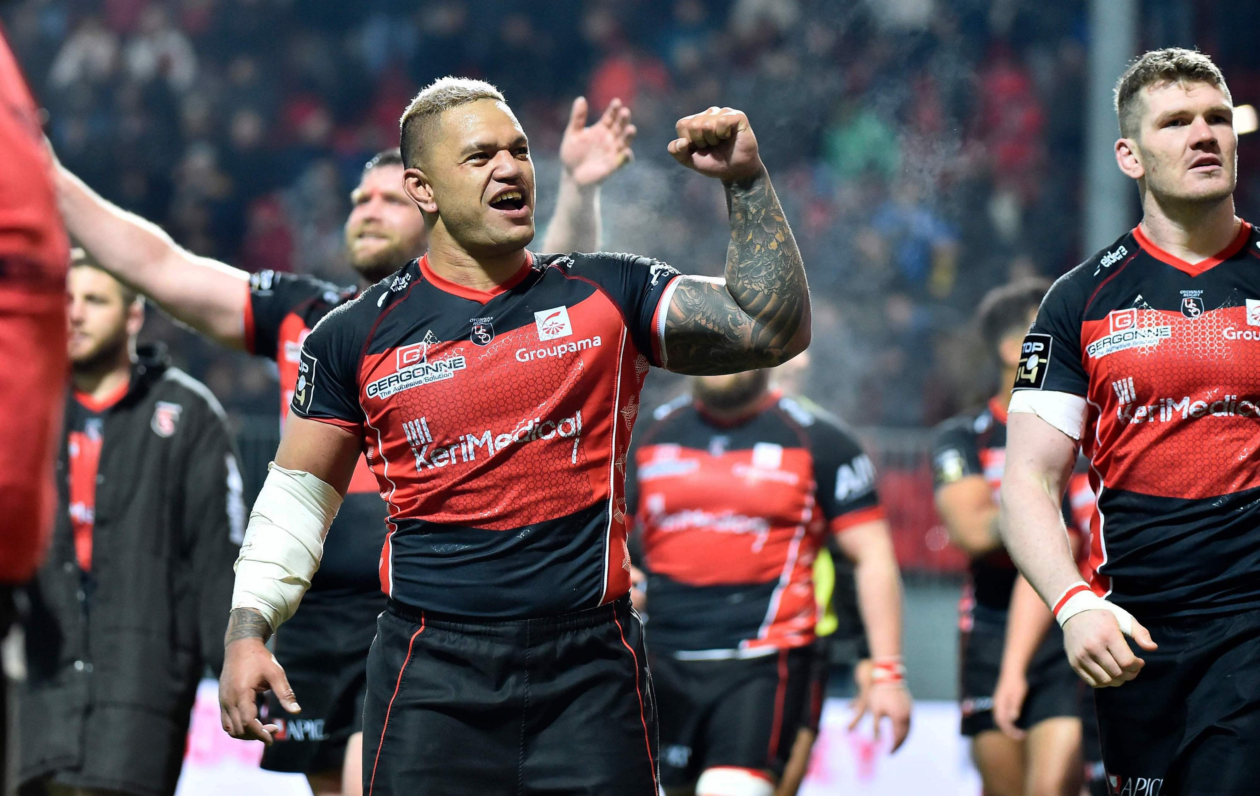 Rugby - Top 14 - Oyonnax : l'envie de jouer a fini par payer