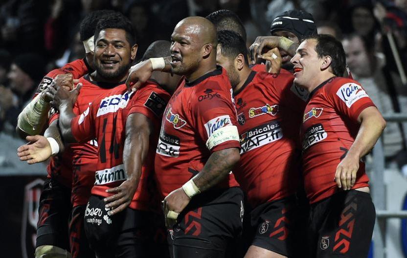 Rugby - Top 14 - Oyonnax n'a pas peur de l'ogre toulousain