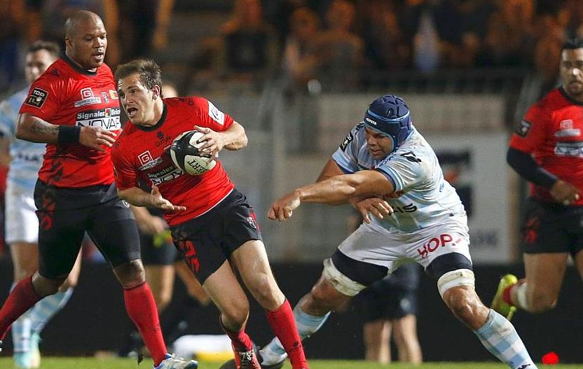 Rugby - Top 14 - Oyonnax s'offre le Racing