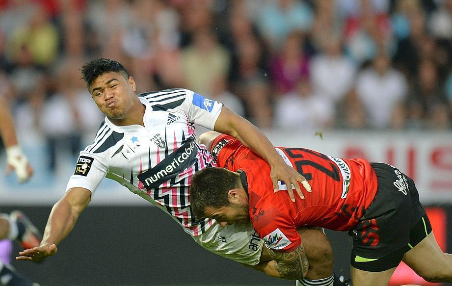 Rugby - Top 14 - Oyonnax surclasse Paris, Castre se ressaisit