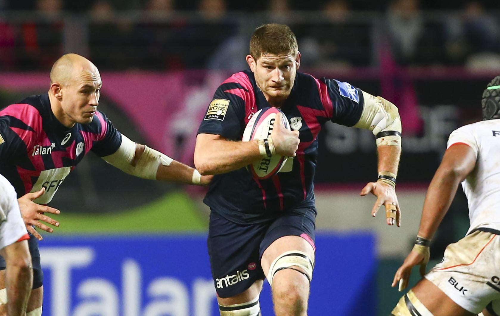 Rugby - Top 14 - Papé : «A Toulouse pour montrer notre état d'esprit et notre mental»