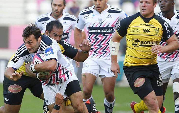 Rugby - Top 14 - Paris facile, Castres s'enfonce