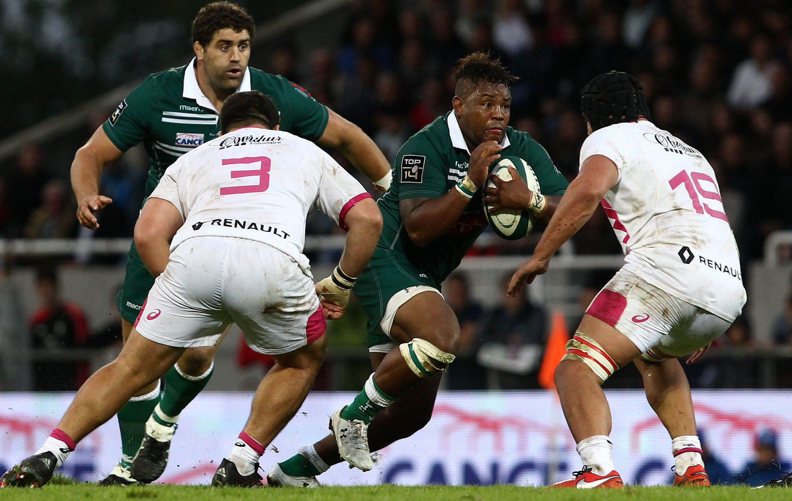 Rugby - Top 14 - Pau : la Section (durablement) d'assaut ?