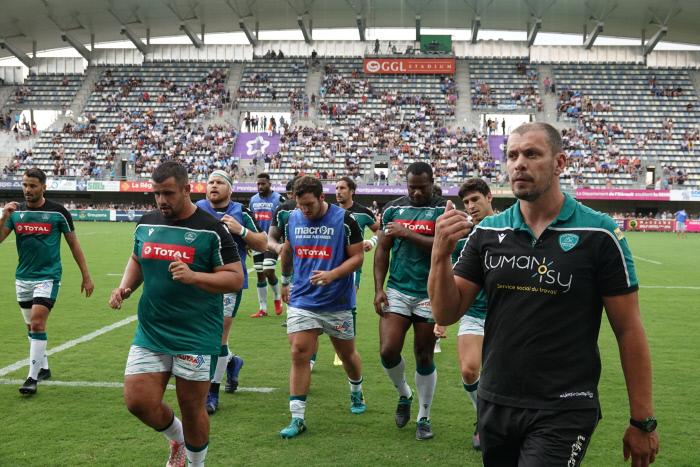 Rugby - Top 14 - Pau veut retrouver la bonne carburation