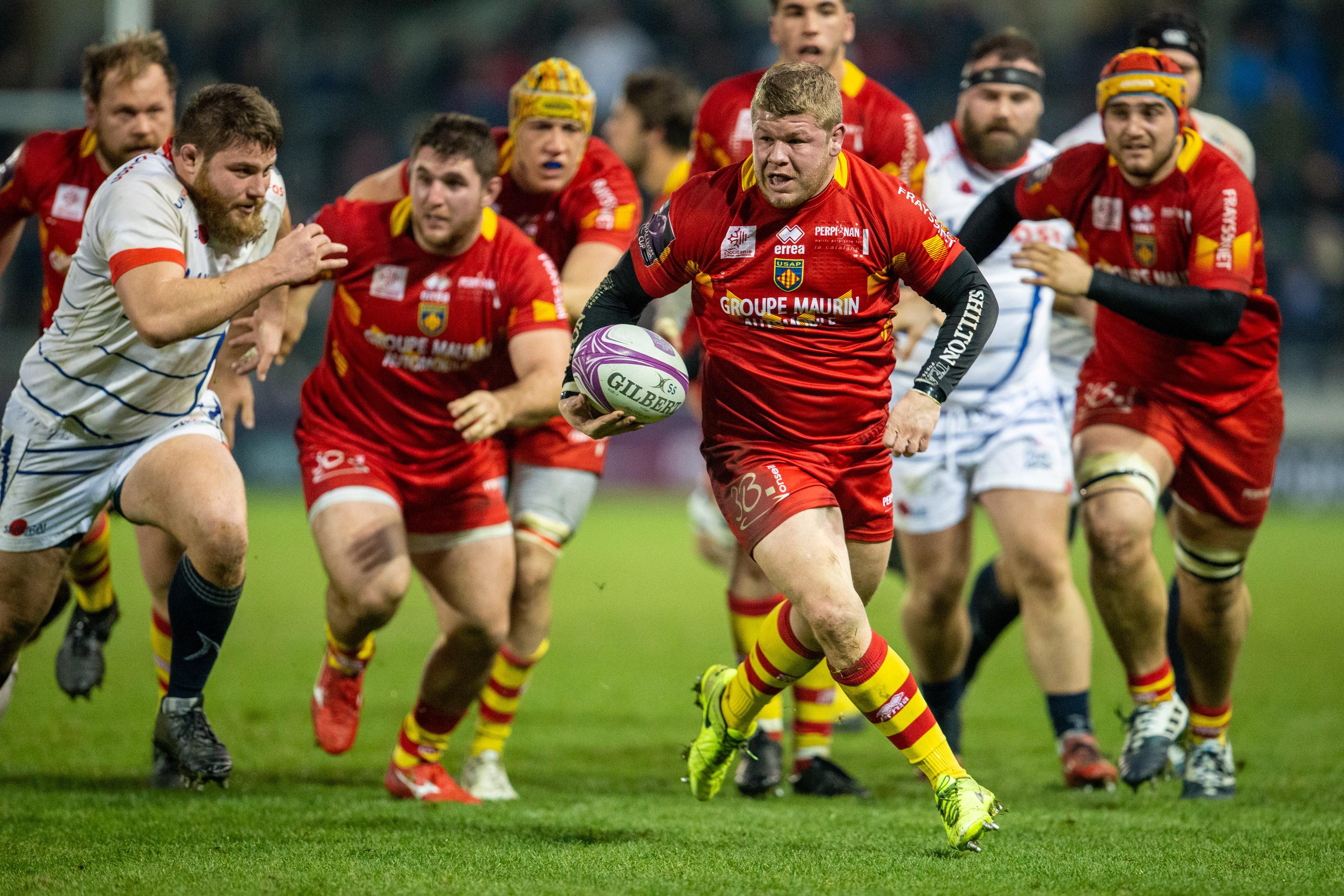 Rugby - Top 14 - Perpignan-Agen : le match qui peut redistribuer les cartes