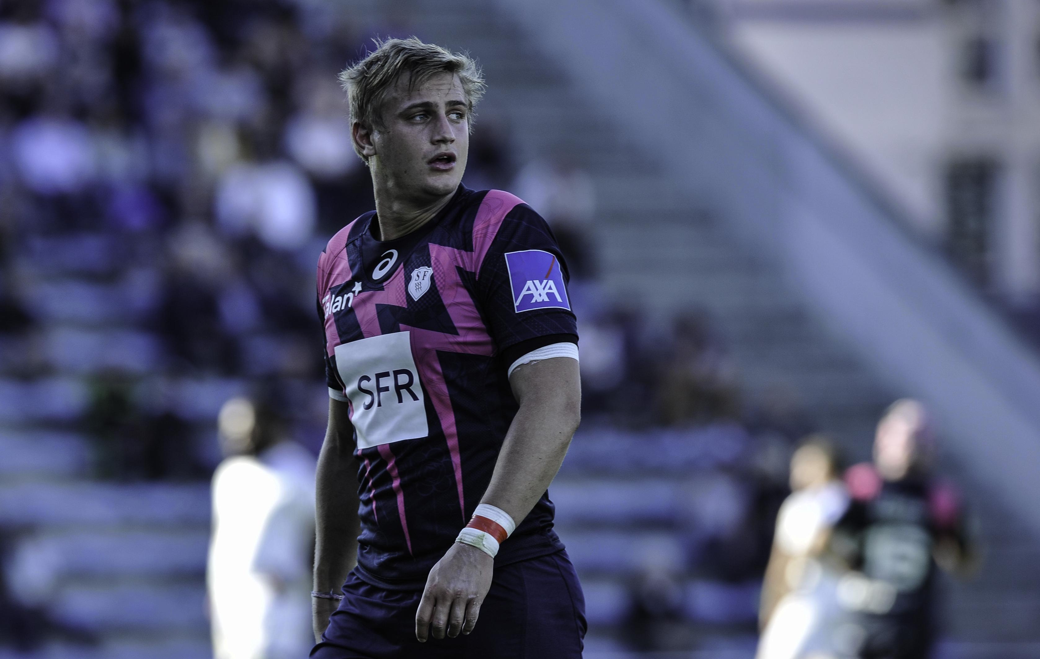 Rugby - Top 14 - Plisson : «Si je ne suis pas affecté, je n'ai rien à faire ici»