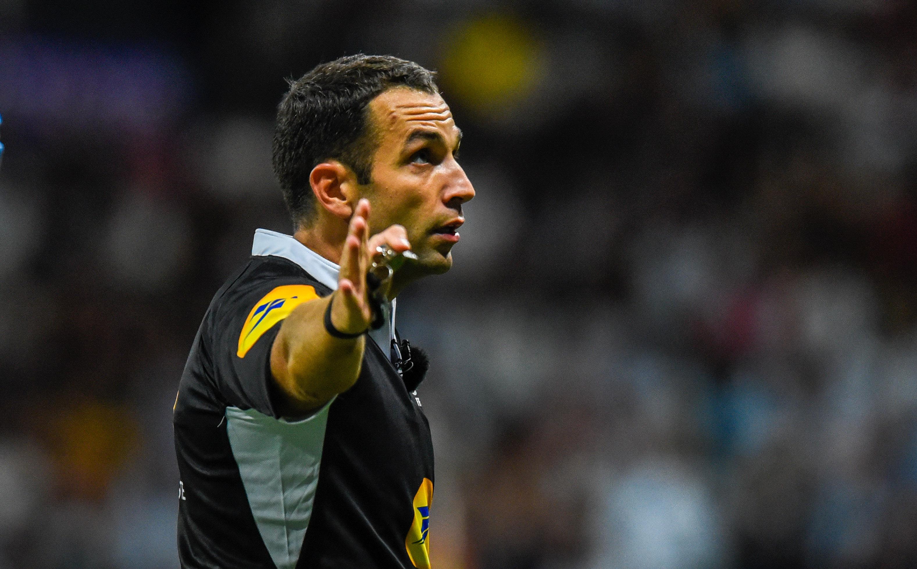 Rugby - Top 14 - Pris à partie à la fin de Bayonne-Stade Français, M. Raynal en perd son sang-froid