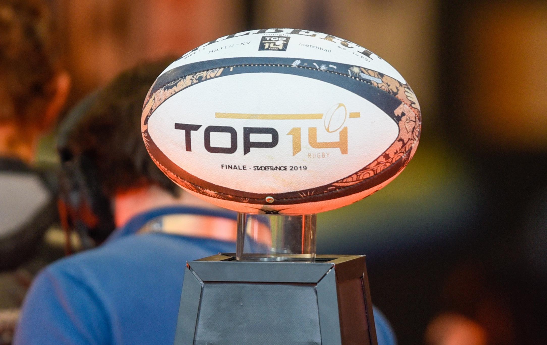 Rugby - Top 14 - Quelle fin de saison en Top 14 et en Pro D2 ? La Ligue décidera à la fin du mois d'avril