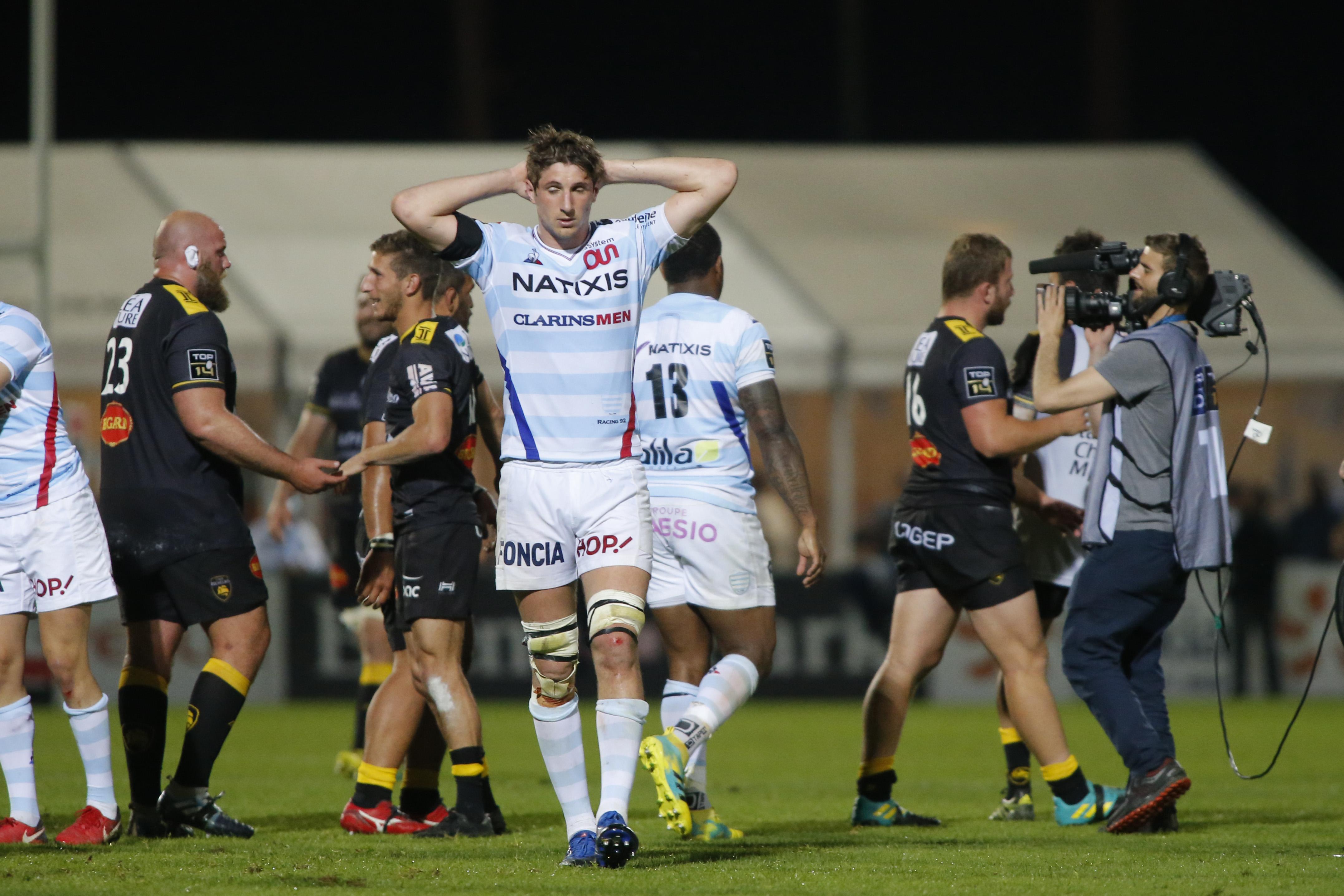 Rugby - Top 14 - Racing 92, les raisons d'une saison blanche