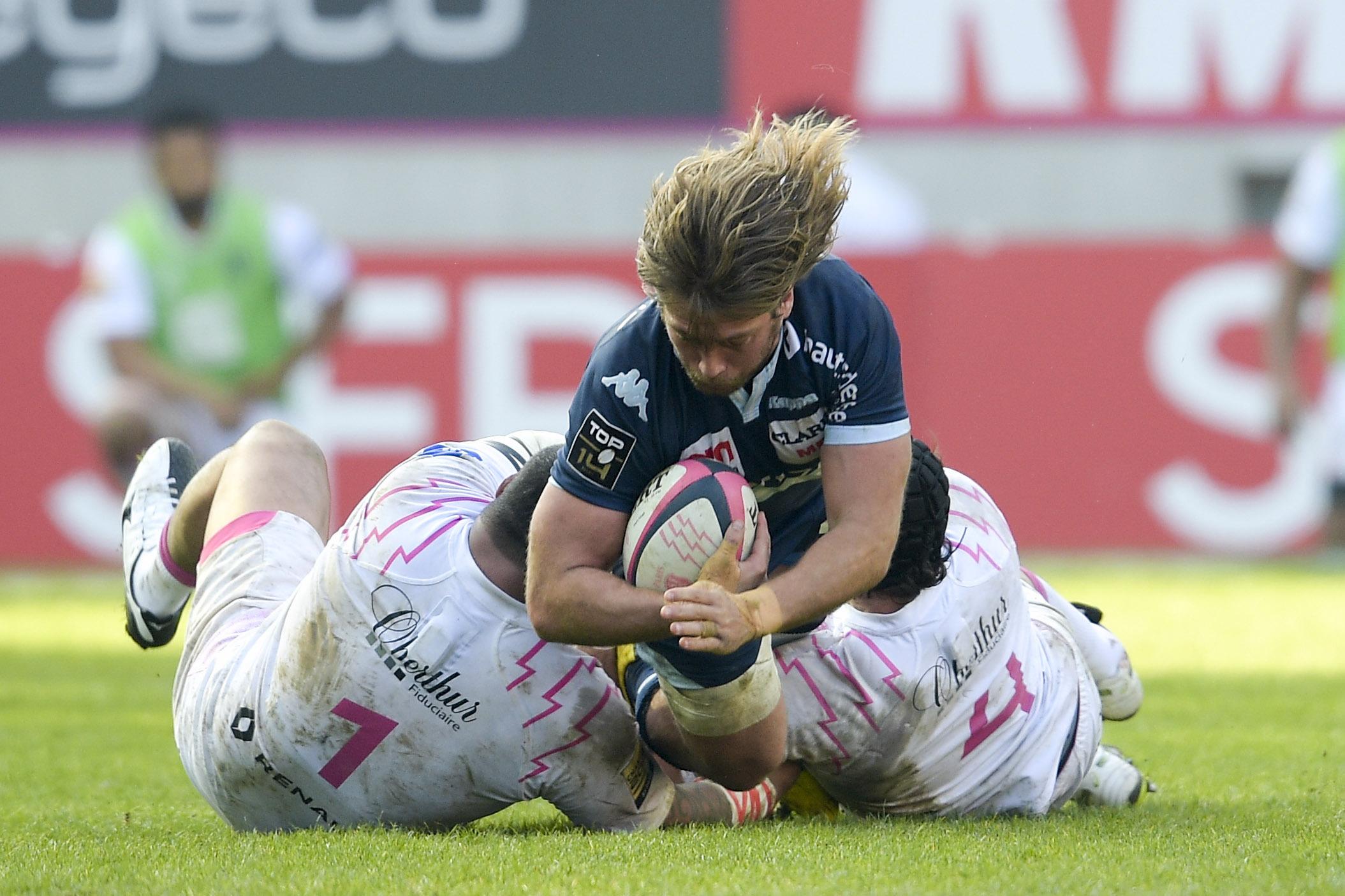 Rugby - Top 14 - Racing-Stade Français, petite rivalité sur fond d'hégémonie nationale