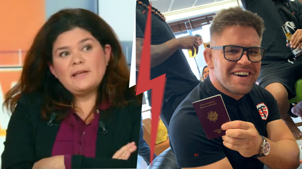 Rugby - Top 14 - Raquel Garrido s'offusque de la demande de naturalisation d'un joueur toulousain à Emmanuel Macron
