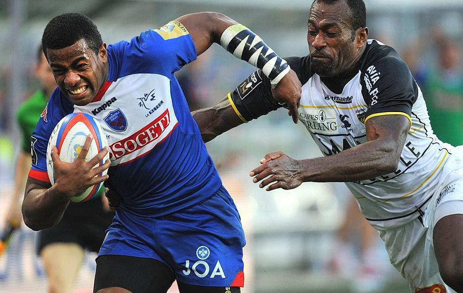 Rugby - Top 14 - Ratini et Masilevu, l'inépuisable menace fidjienne