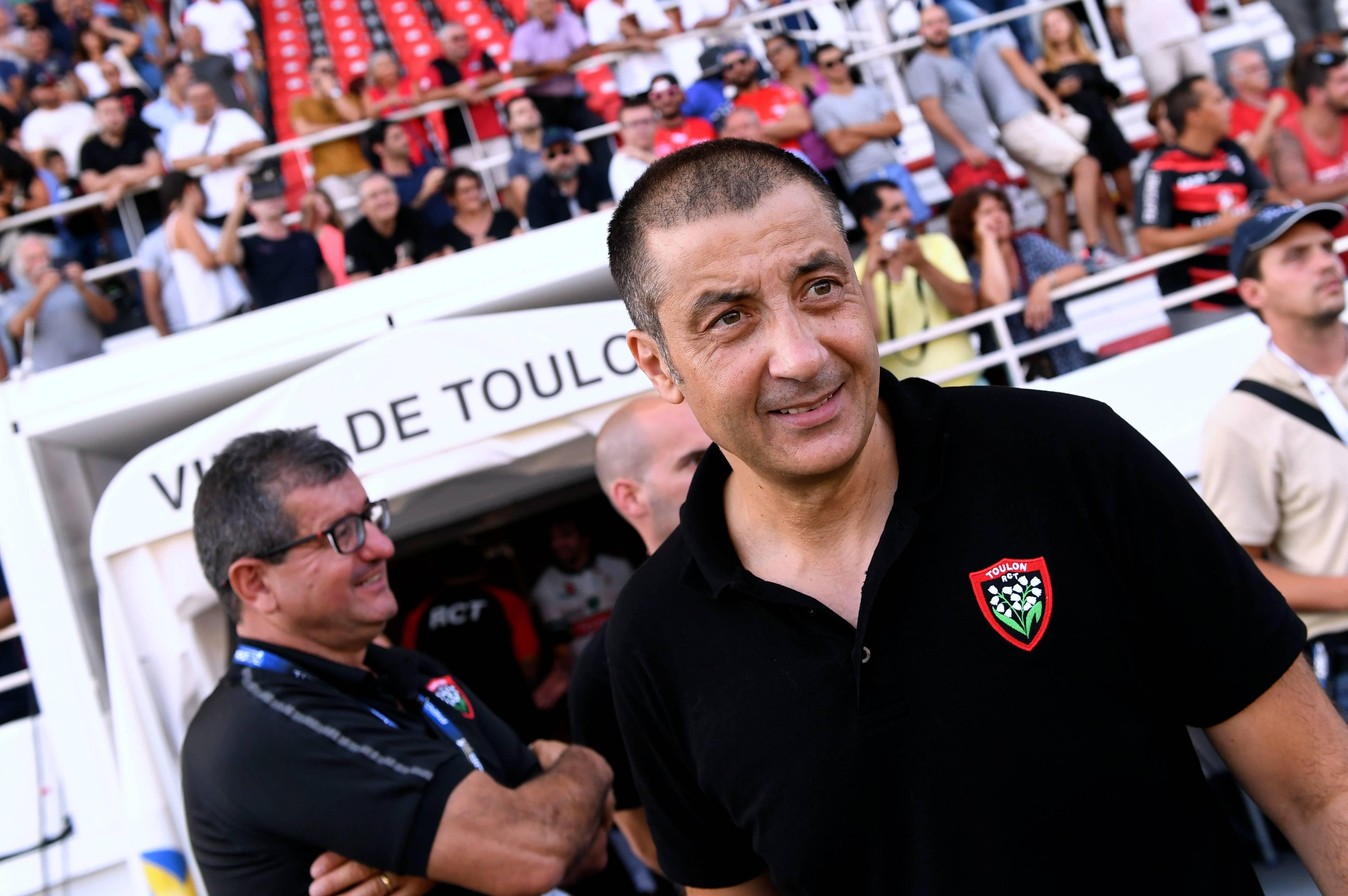 Rugby - Top 14 - Si Toulon joue encore le dimanche, Boudjellal déclarera forfait
