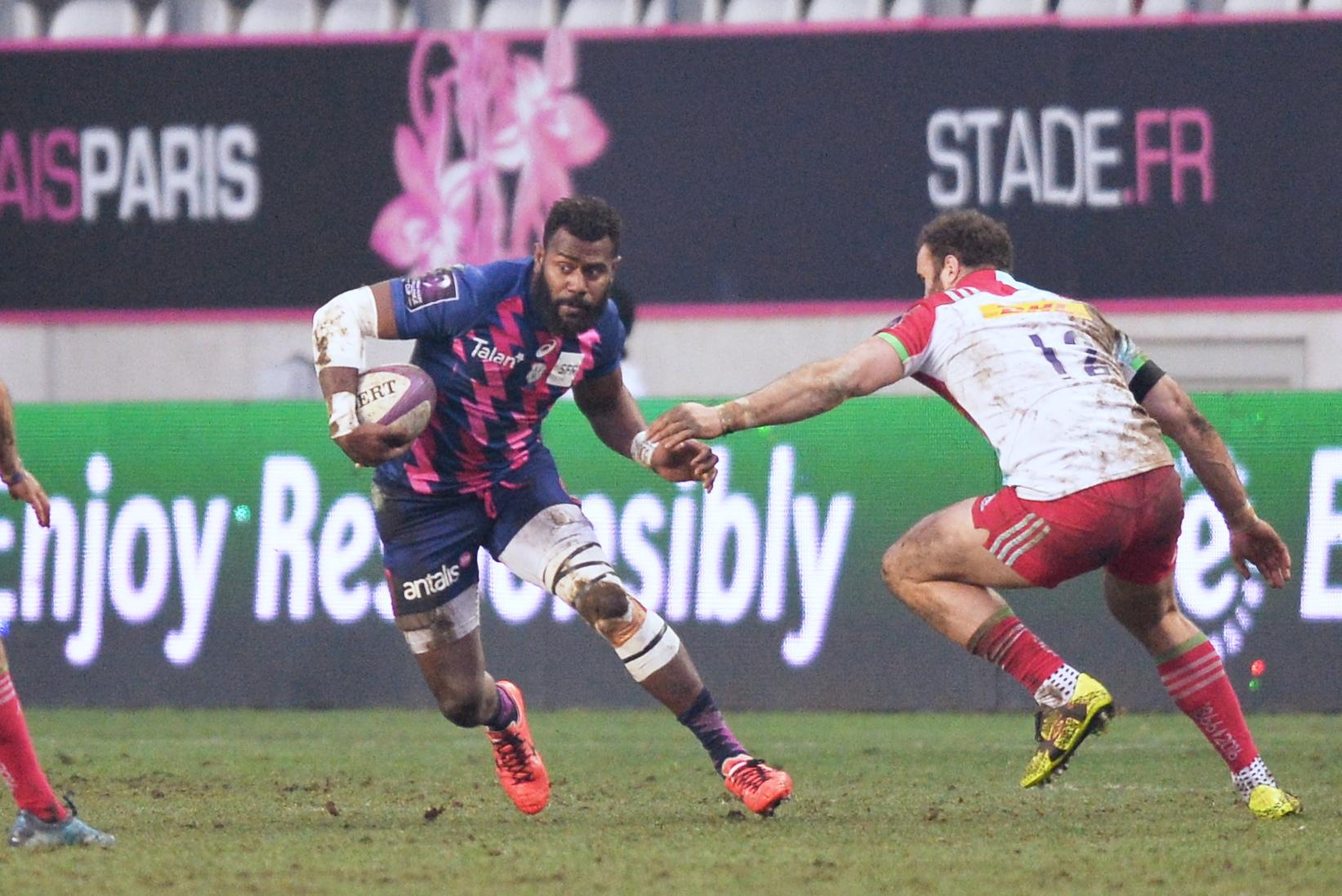 Rugby - Top 14 - Stade Français : deux joueurs en garde à vue pour agression sexuelle