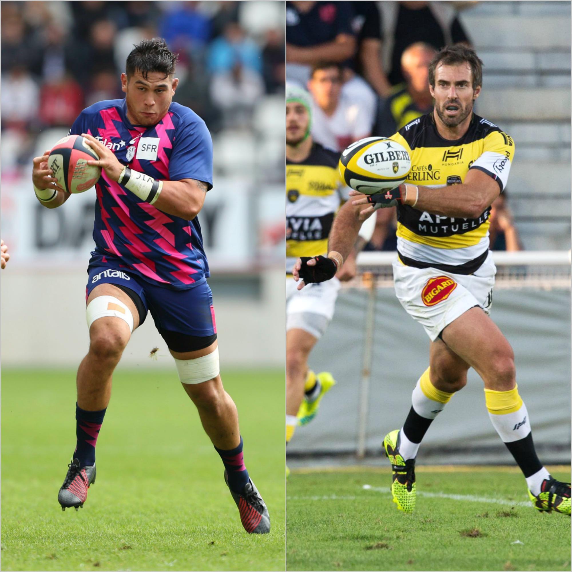 Rugby - Top 14 - Stade Français - La Rochelle : Burban et Lakafia impériaux, James ailleurs