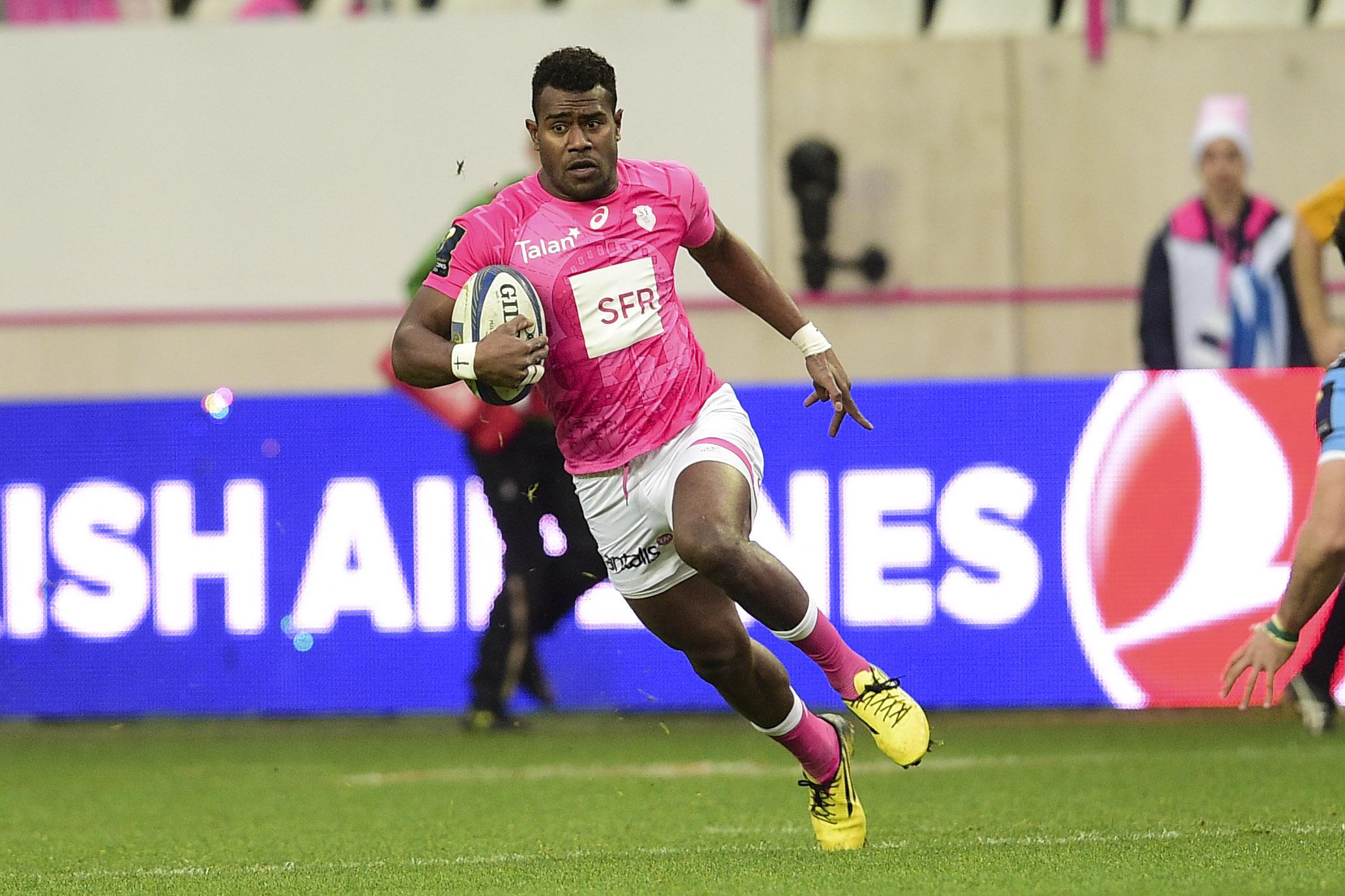 Rugby - Top 14 - Stade Français: Raisuqe et Nayacalevu mis à pied