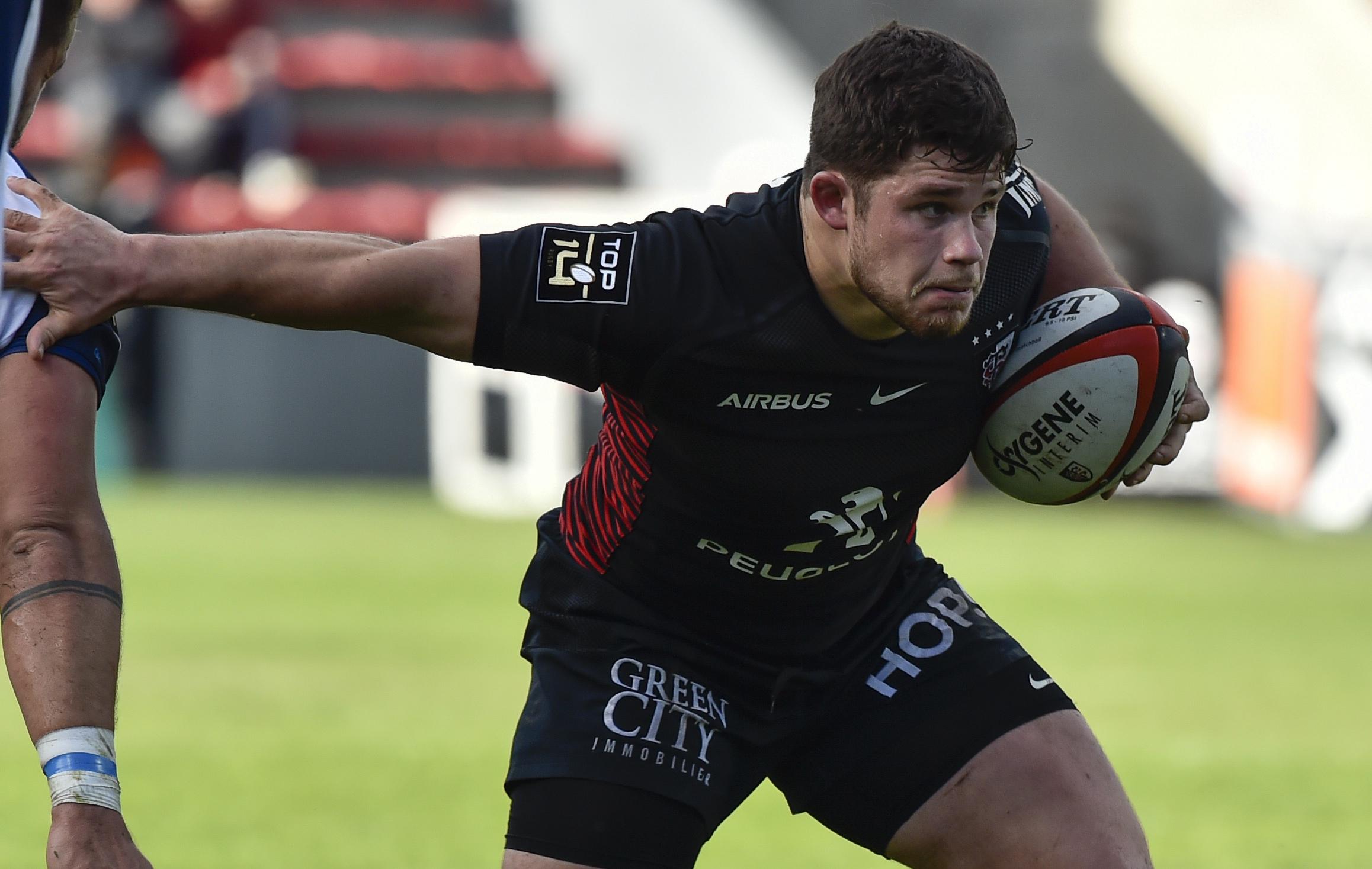 Rugby - Top 14 - Stade Toulousain : la longue route de Julien Marchand