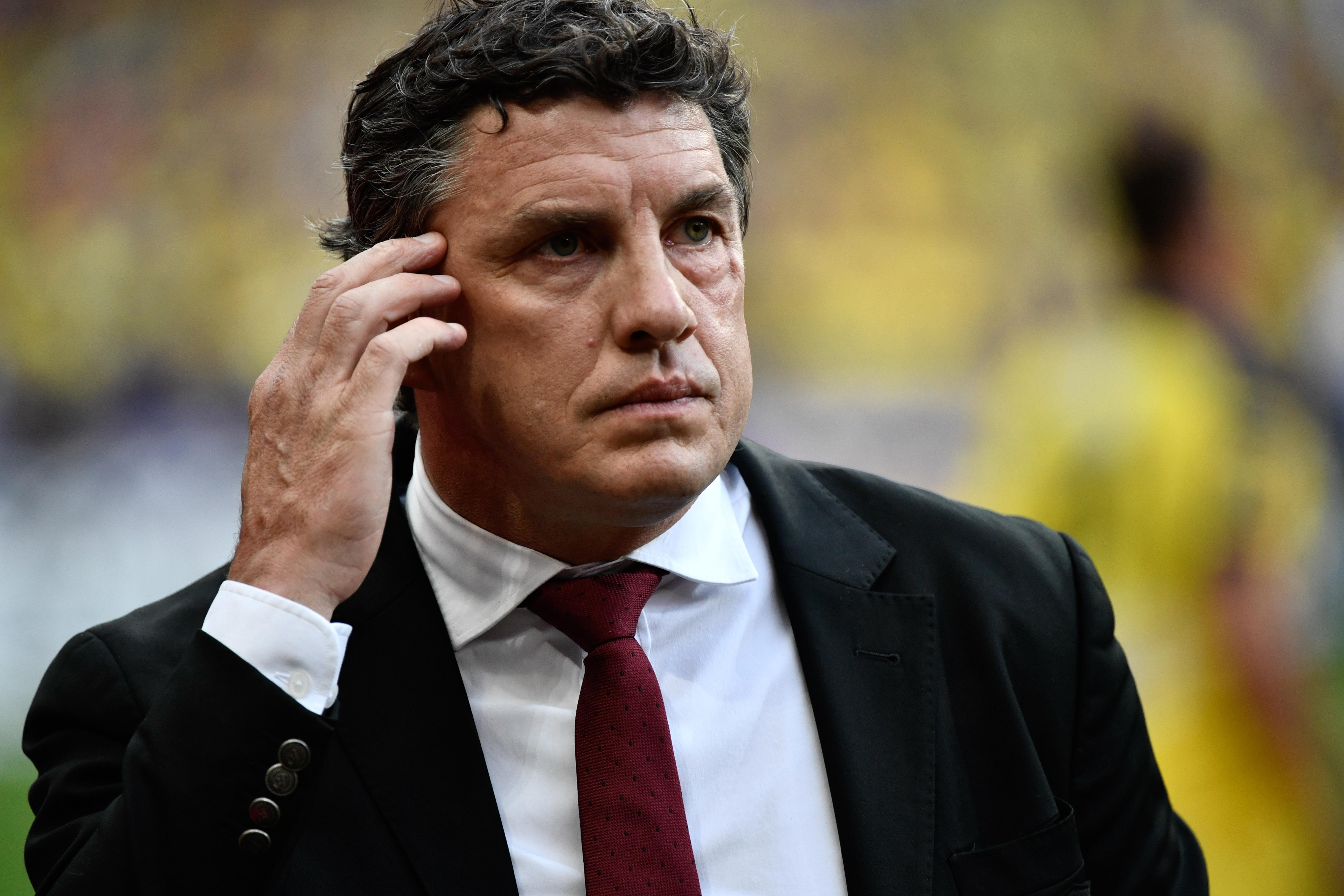 Rugby - Top 14 - Stade Toulousain : le président Didier Lacroix fait «le pari» d'une reprise «sans huis clos»