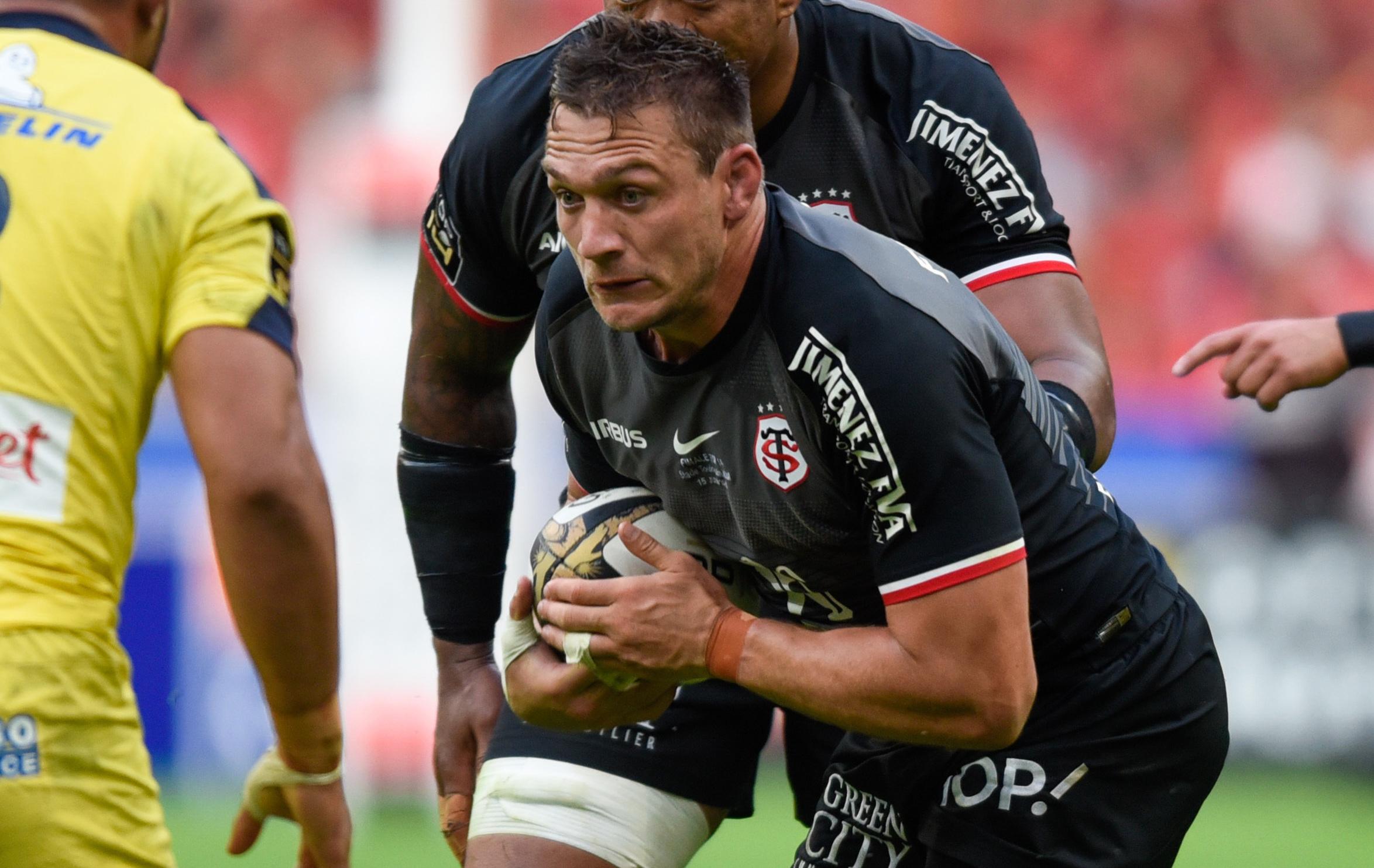 Rugby - Top 14 - Stade Toulousain : recalé chez les Springboks, Elstadt ne crie pas au vol