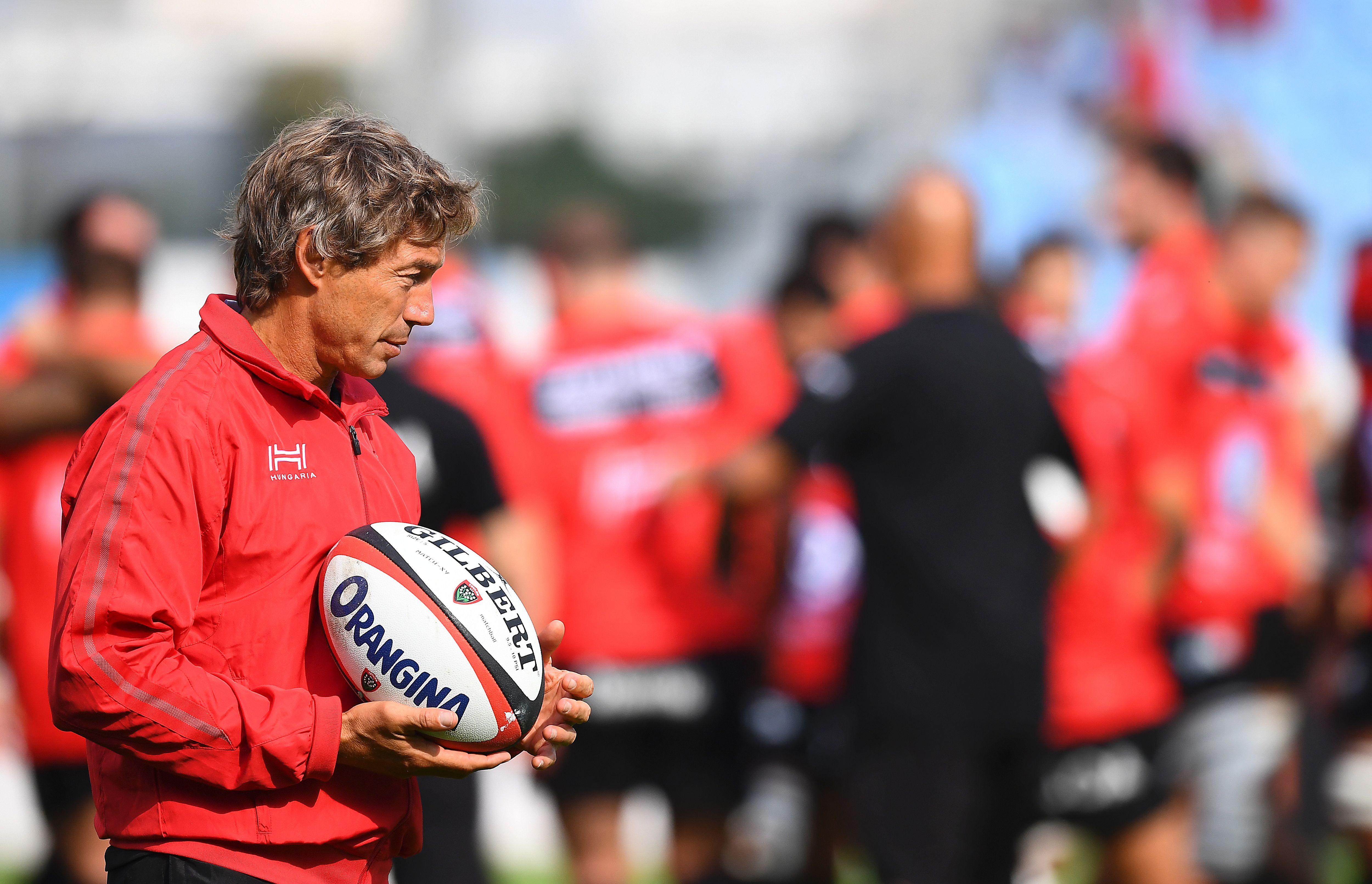 Rugby - Top 14 - Sur Toulon, mer agitée à très agitée