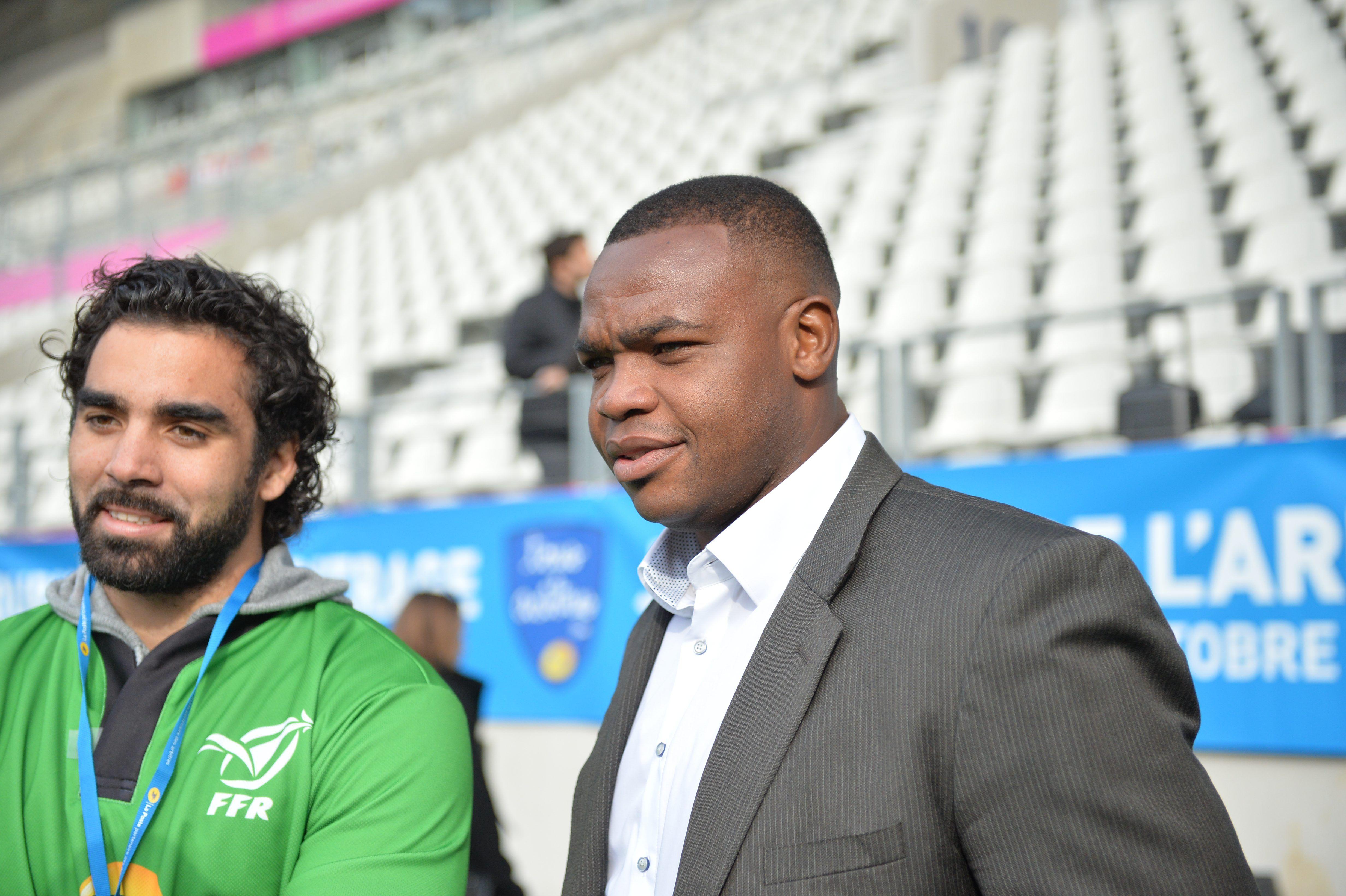 Rugby - Top 14 - Tchale-Watchou : «Les joueurs en ont ras-le-bol de n'être jamais écoutés»