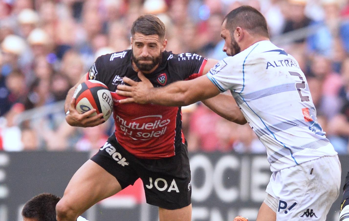 Rugby - Top 14 - Tillous-Borde : «On a besoin de stabilité pour avoir des résultats»