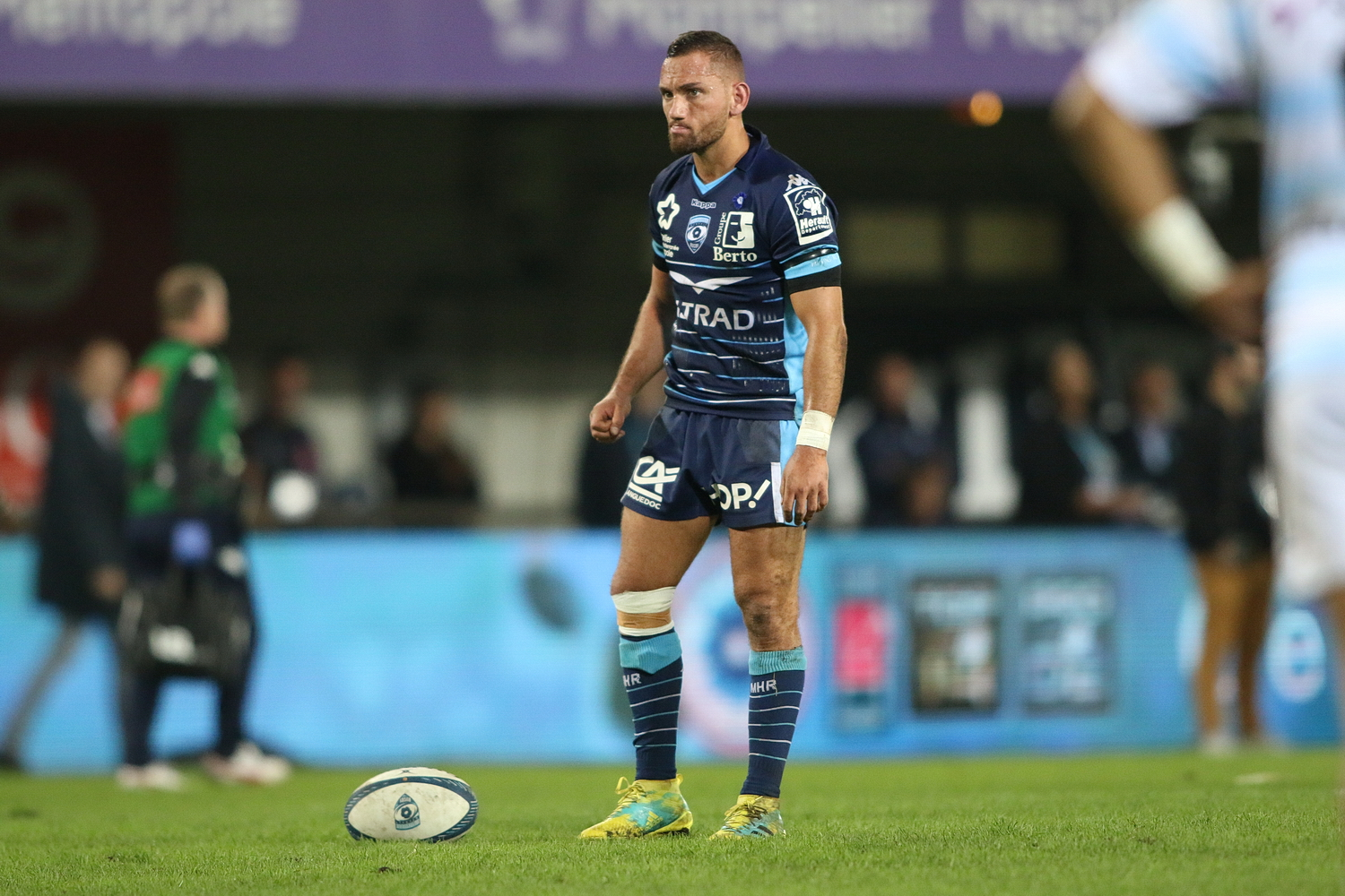 Rugby - Top 14 - Top 14: Agen-Montpellier en direct