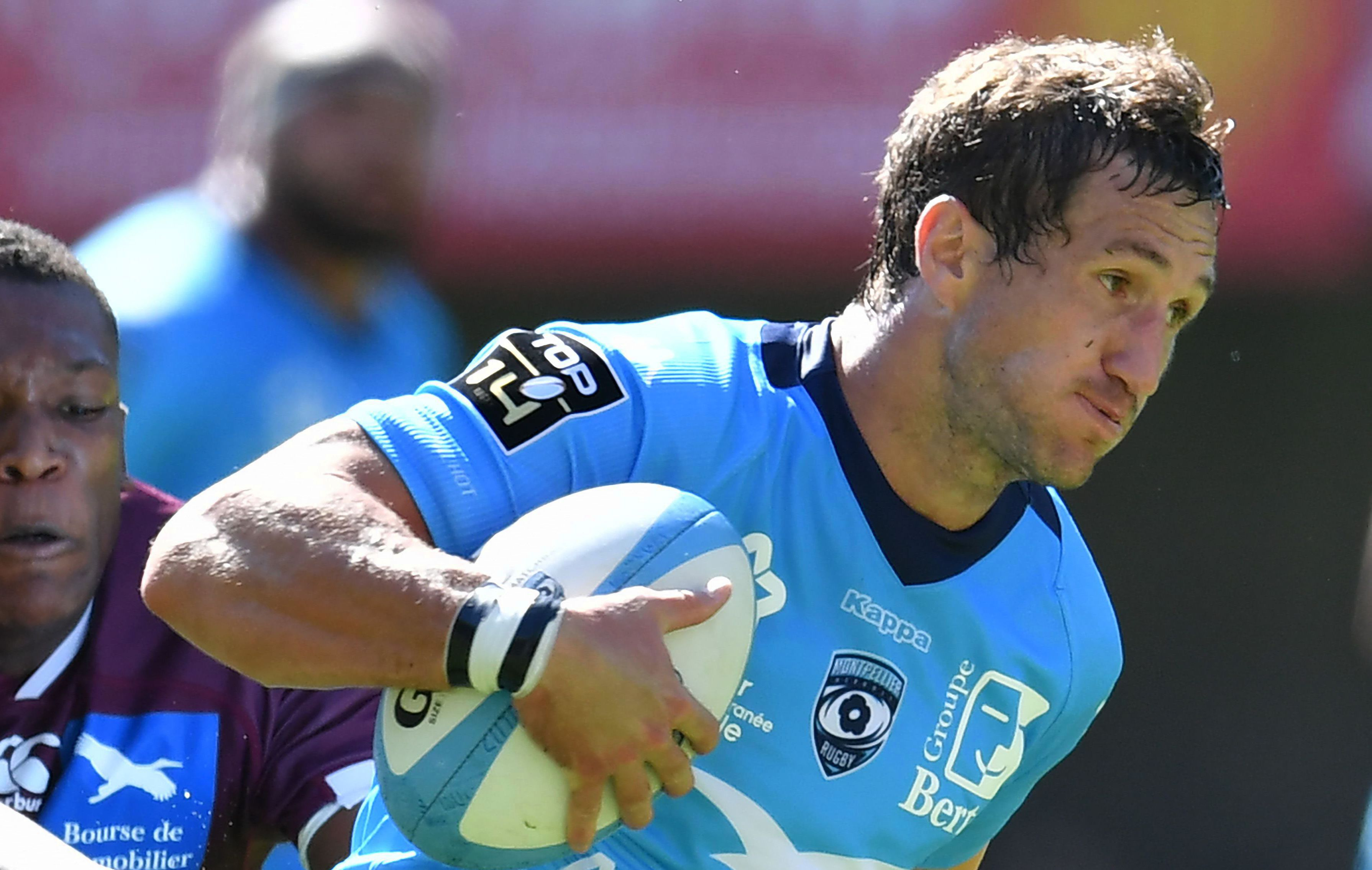 Rugby - Top 14 - Top 14 : Bayonne-Montpellier en direct