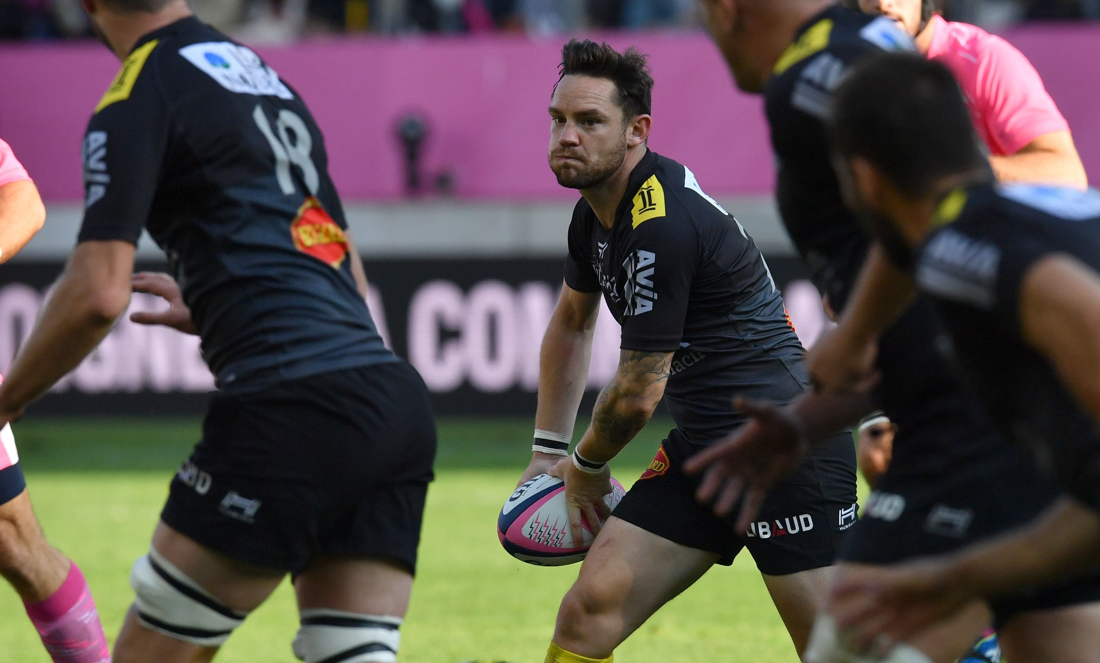 Rugby - Top 14 - Top 14 : La 4e journée en direct