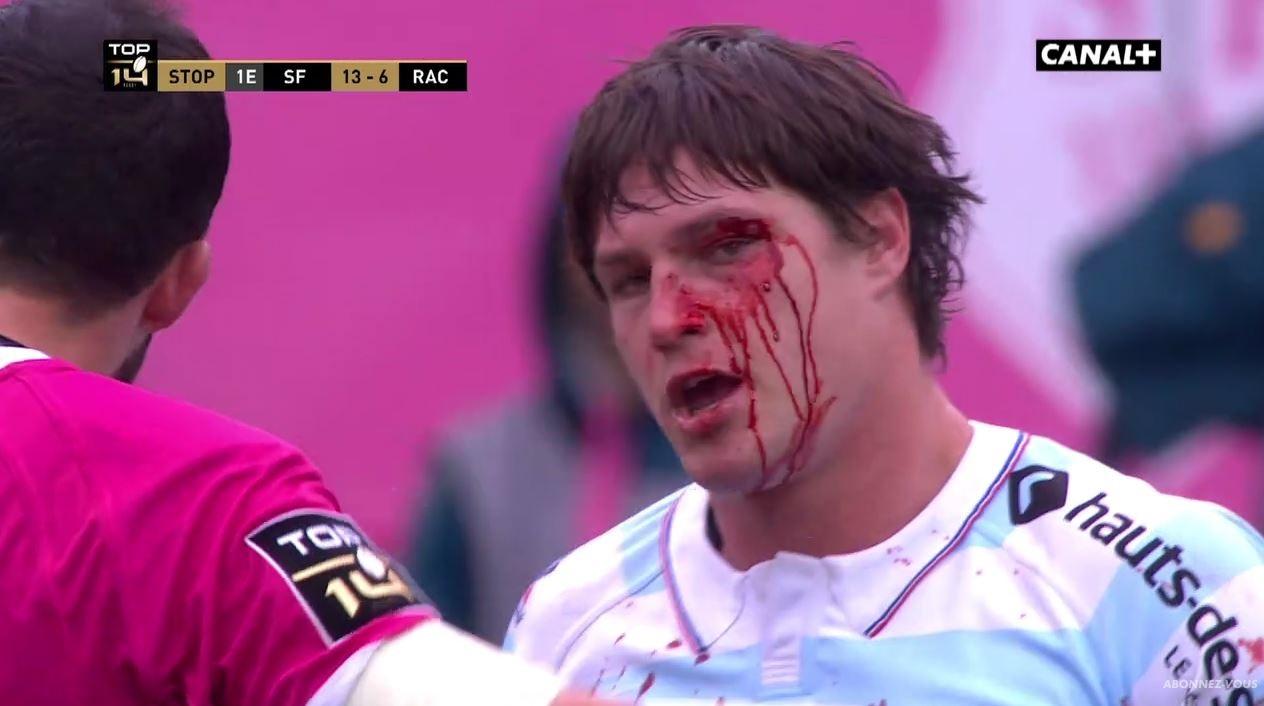 Rugby - Top 14 - Top 14 : La bagarre lors du derby francilien en vidéo