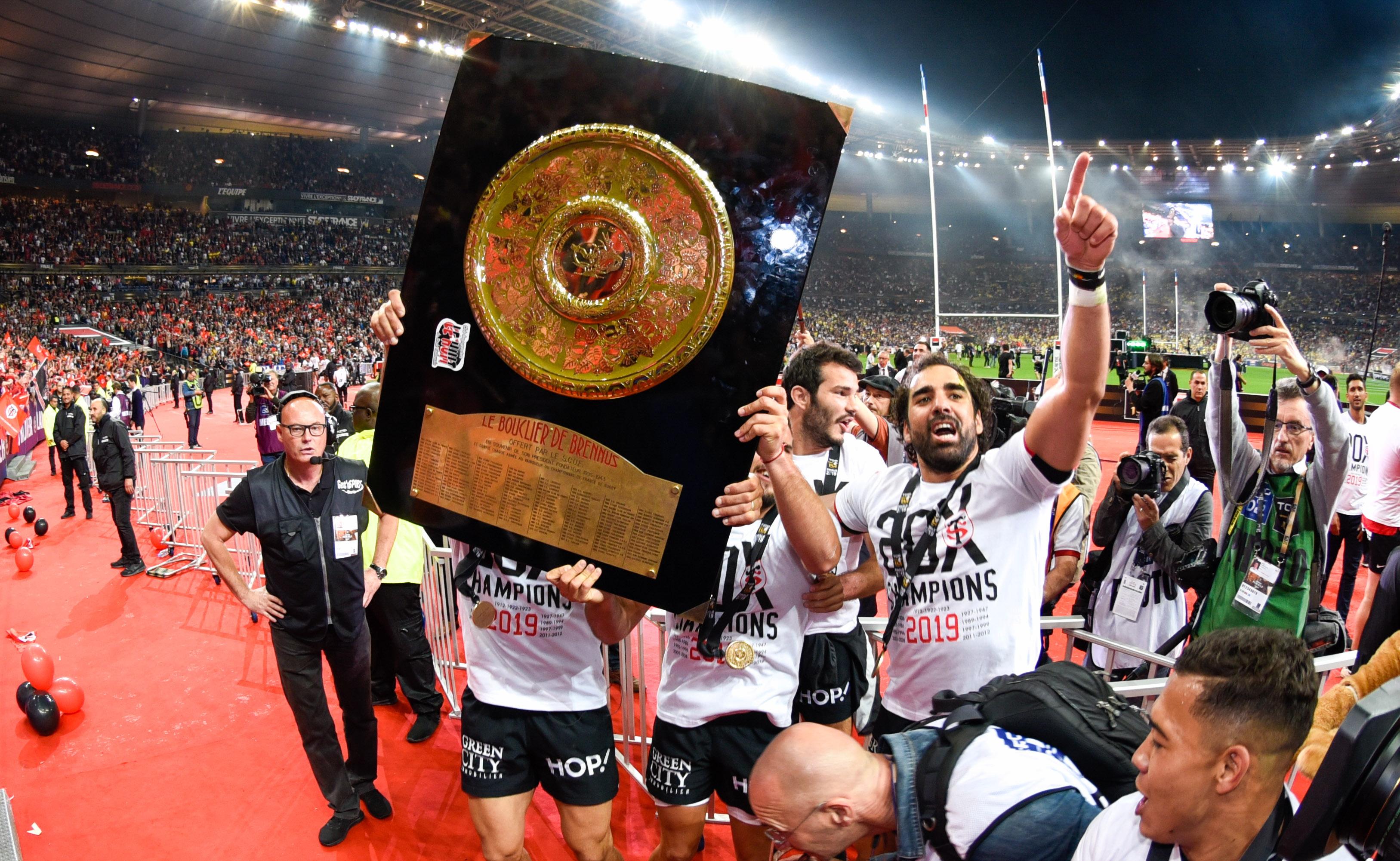 Rugby - Top 14 - Top 14 : le film sur les coulisses du sacre du Stade Toulousain