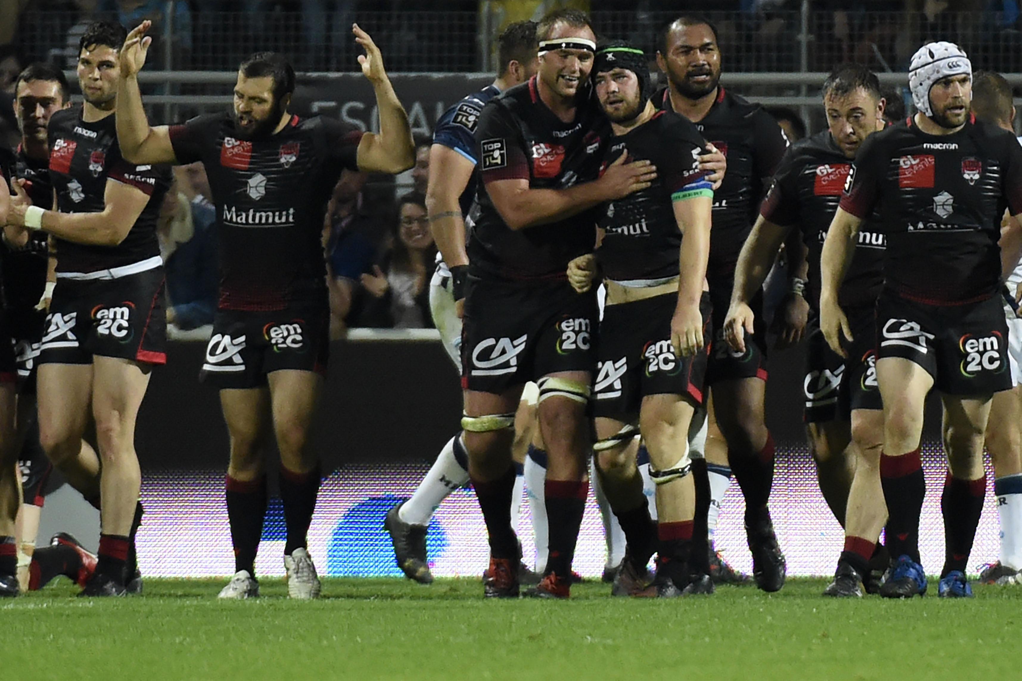 Rugby - Top 14 - Top 14 : Lyon et Castres rient, Clermont pleure