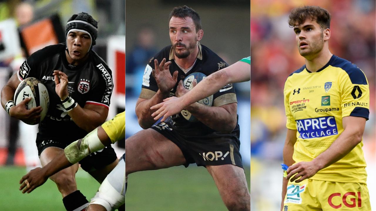 Rugby - Top 14 - Top 14 : notre équipe-type de la saison