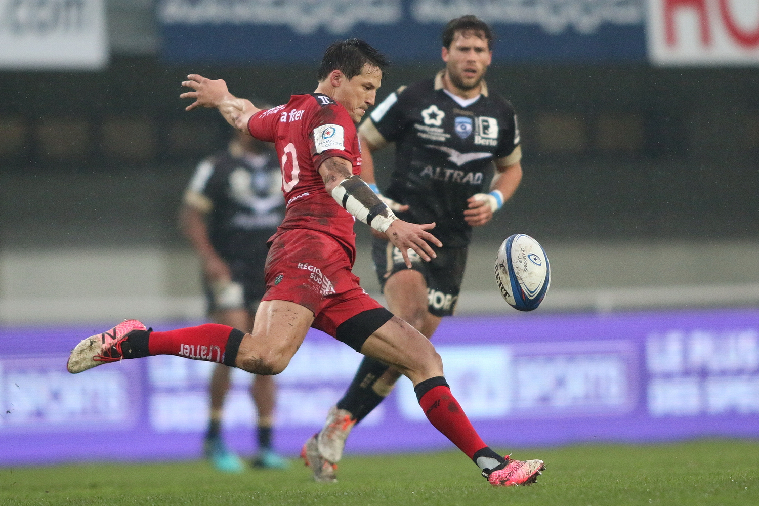 Rugby - Top 14 - Top 14 : Toulon-Montpellier en direct