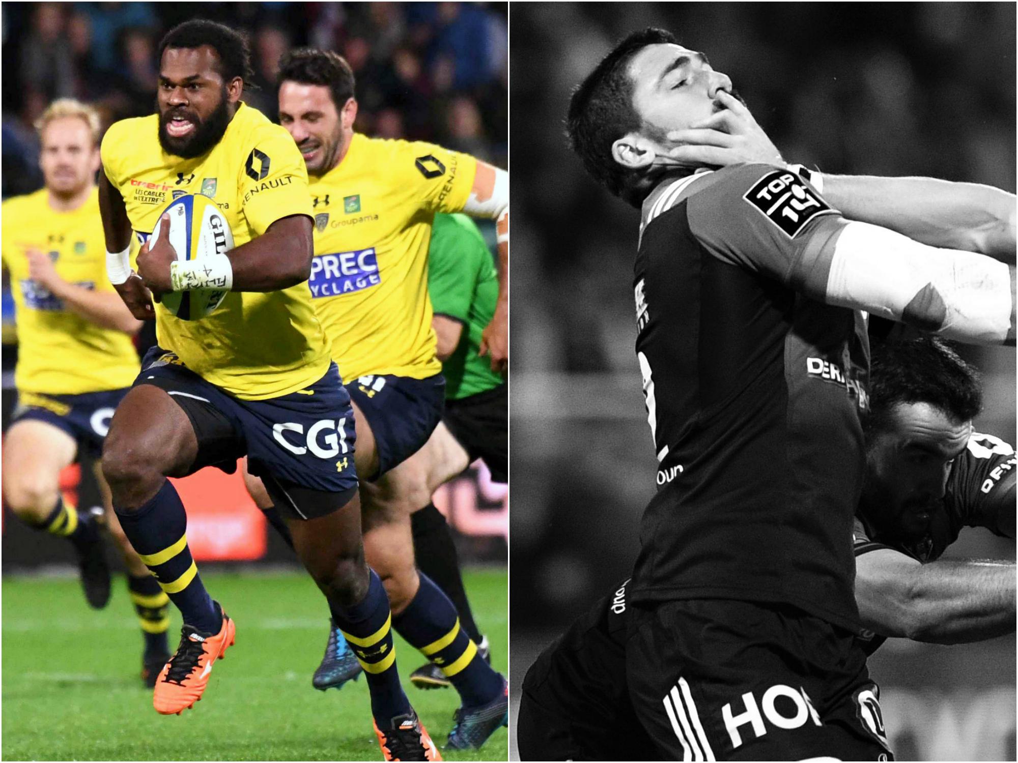 Rugby - Top 14 - Tops/Flops Clermont-Brive : Raka voit triple, zéro pointé pour Brive