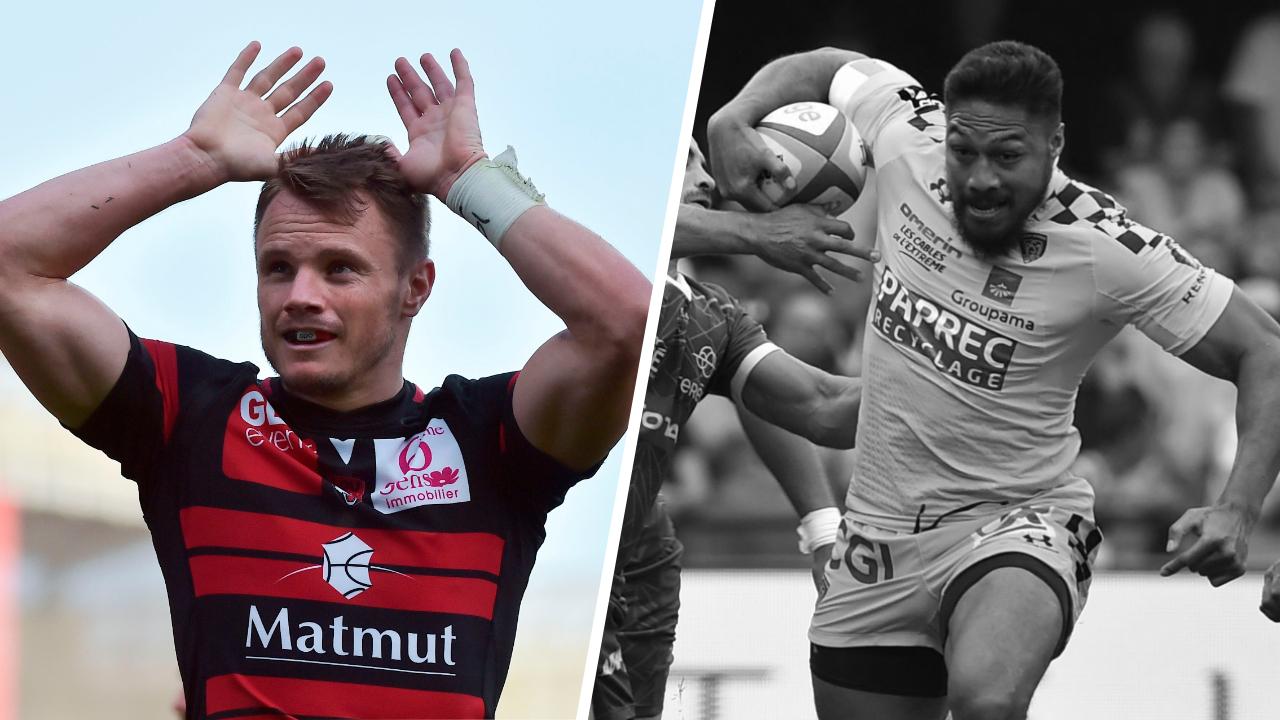 Rugby - Top 14 - Tops/Flops du multiplex du Top 14 : Arnold et Lyon trop forts, Clermont surpris
