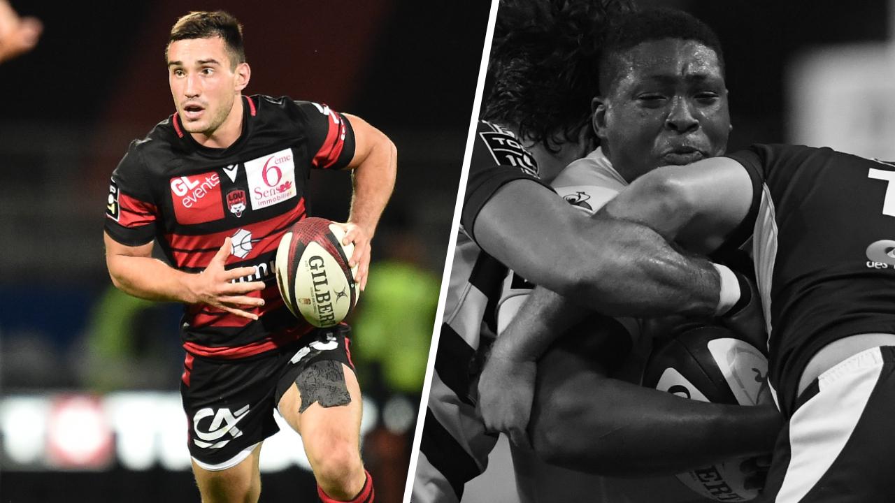 Rugby - Top 14 - Tops/Flops du multiplex : Lyon ne s'arrête plus, le Racing gâche encore