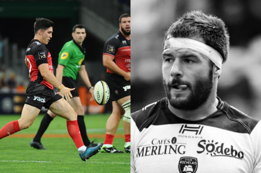 Rugby - Top 14 - Tops/Flops La Rochelle-Toulon : Belleau comme «Wilko», Aguillon dans le rouge
