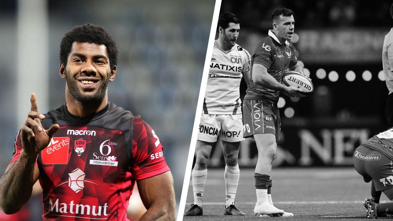 Rugby - Top 14 - Tops/Flops Lou-Racing 92 : Naikataci omni-présent, Machenaud abonné absent