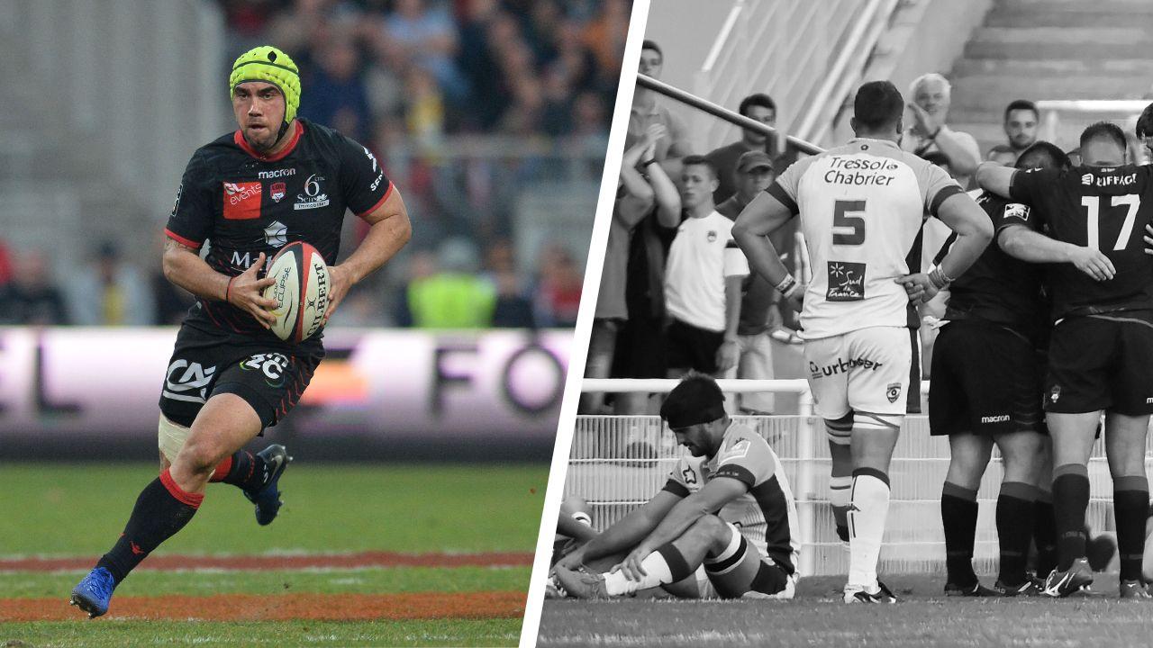 Rugby - Top 14 - Tops/Flops Lyon-Montpellier : Ngatai à réaction, Montpellier ne concrétise pas