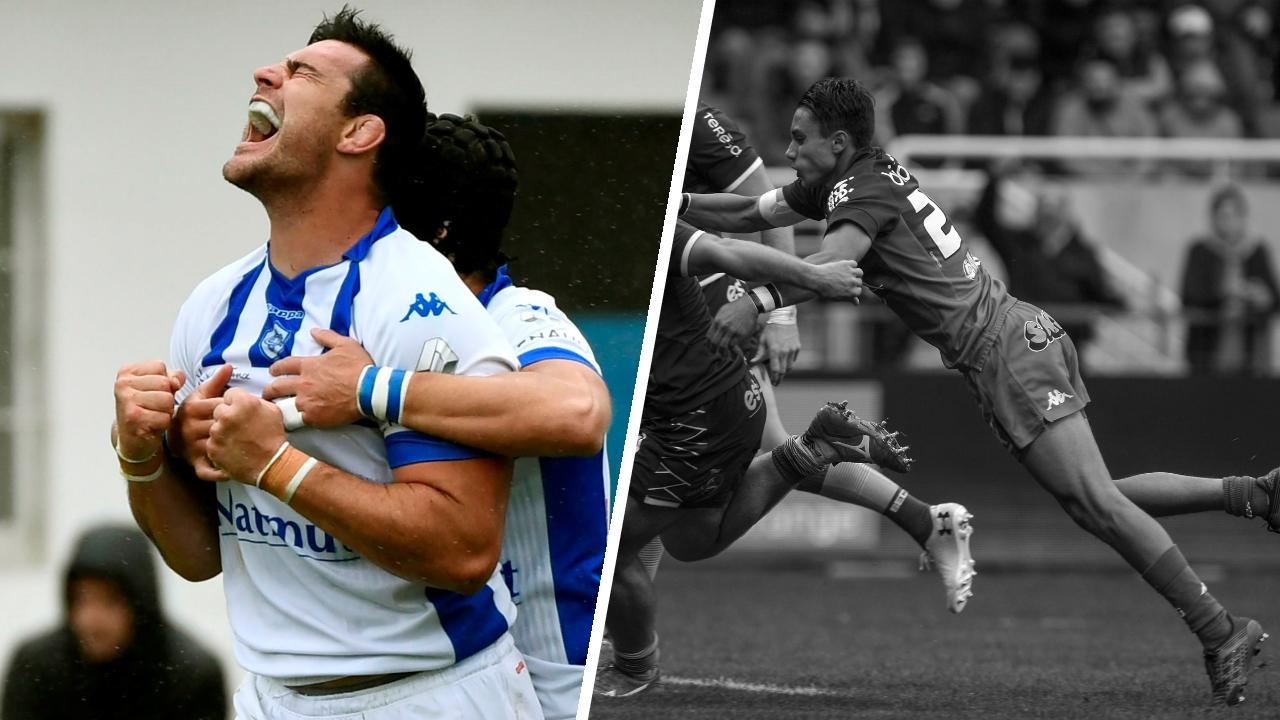 Rugby - Top 14 - Tops/Flops multiplex de Top 14 : Castres se reprend, Grenoble condamné