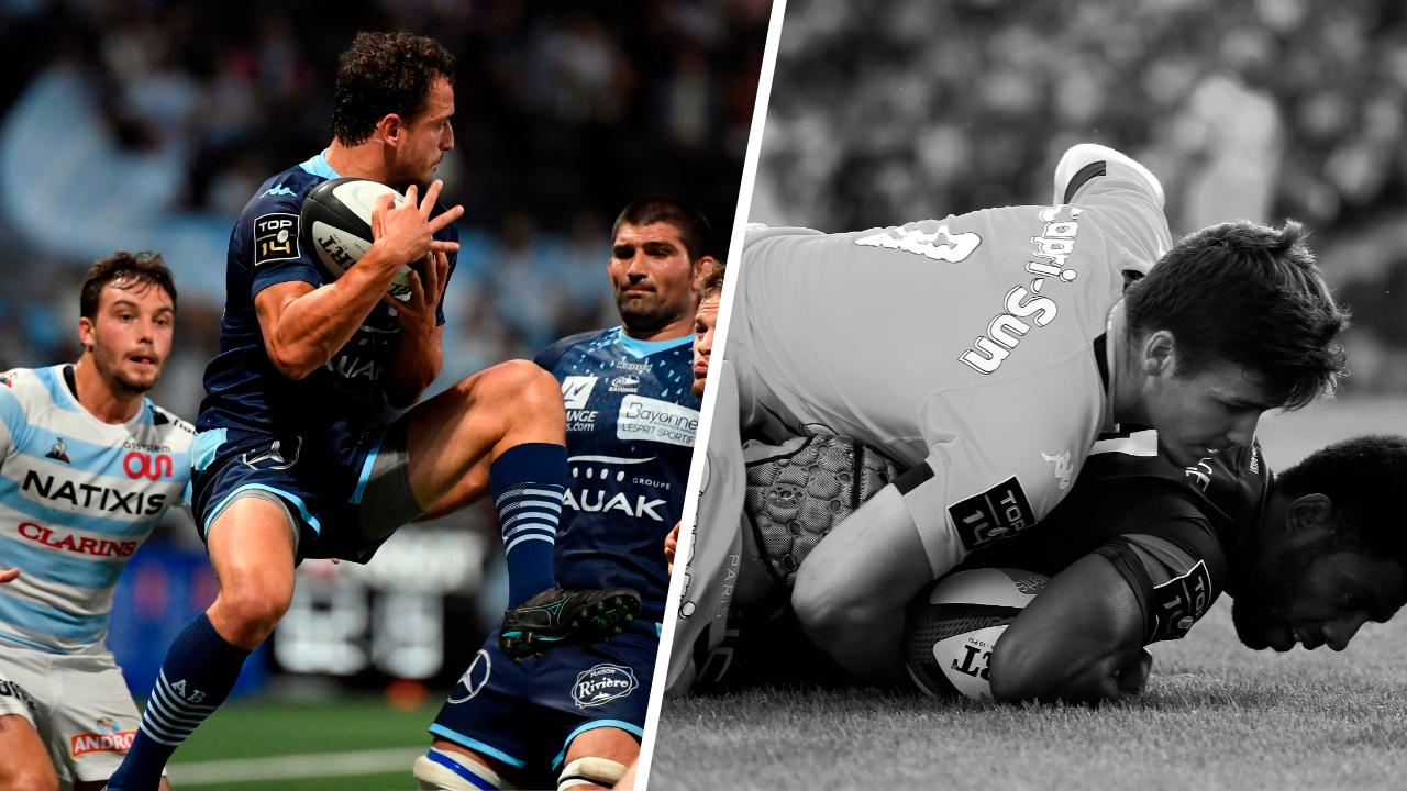 Rugby - Top 14 - Tops/Flops Multiplex de Top 14 : L'exploit pour Bayonne, la gifle pour le Stade Français