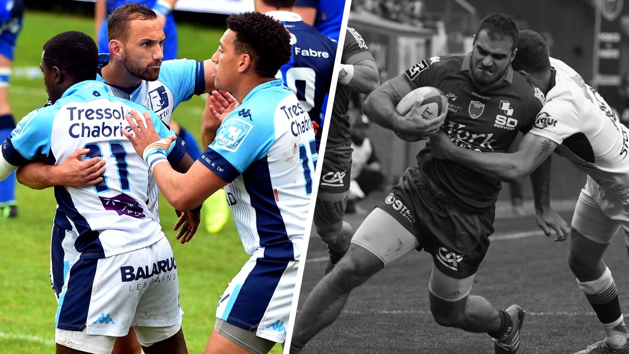 Rugby - Top 14 - Tops/Flops multiplex du Top 14 : Montpellier toujours en course, Grenoble va jouer le barrage