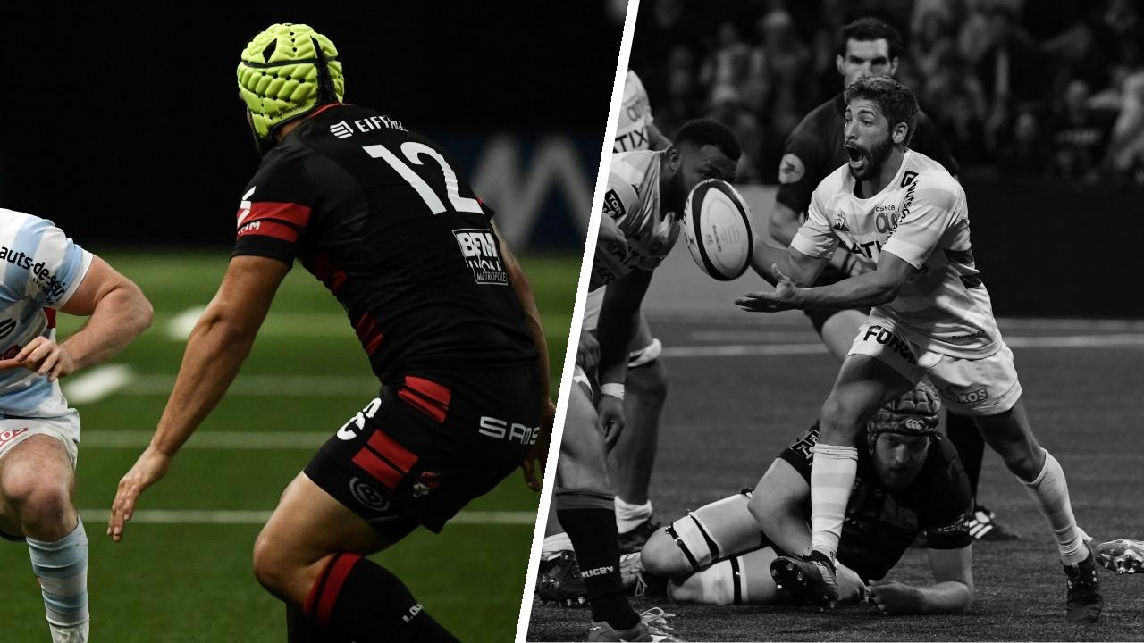 Rugby - Top 14 - Tops/Flops Racing 92 - Lou : Ngataï irrésistible, Iribaren fautif