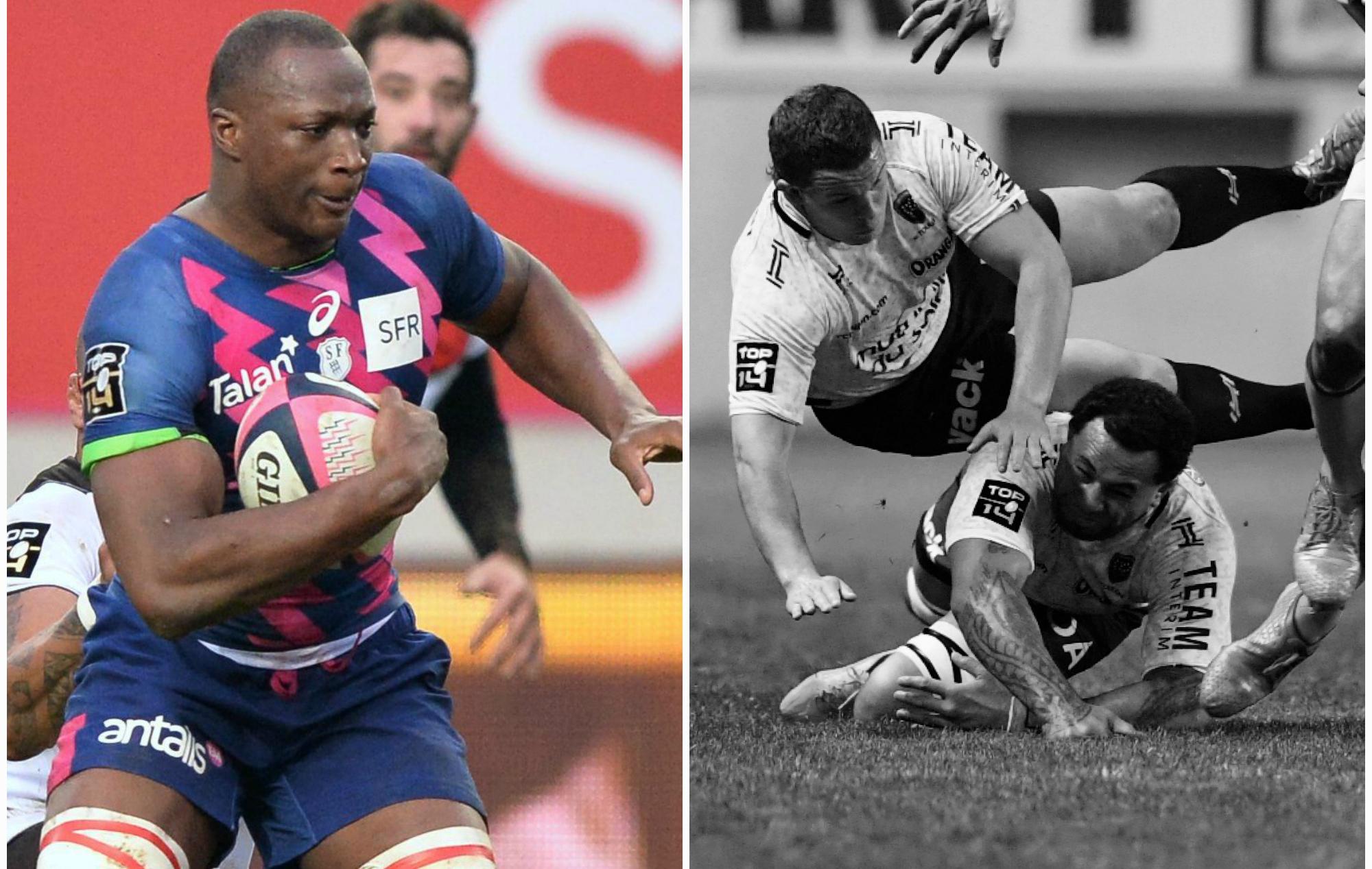 Rugby - Top 14 - Tops/Flops Stade Français-Toulon : Macalou l'intimidateur, Barba l'homme invisible