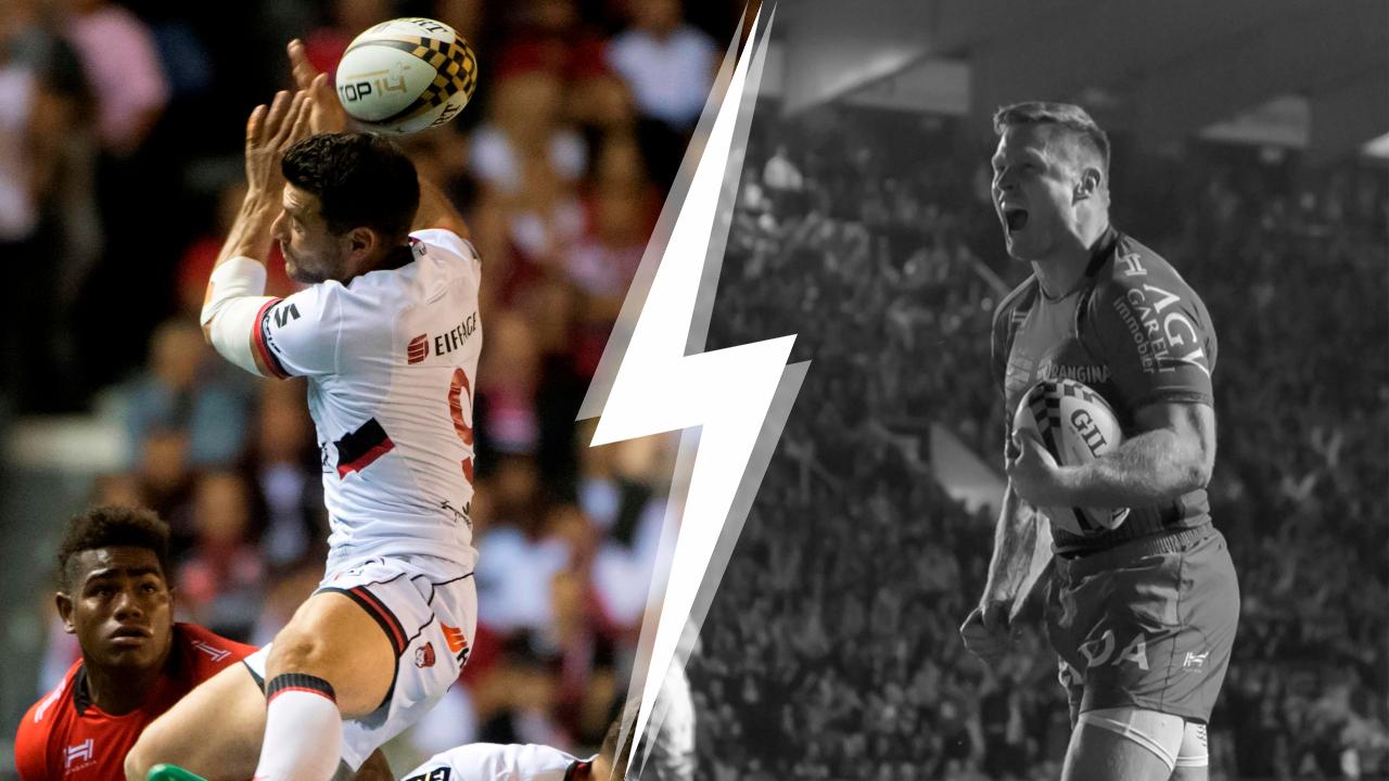 Rugby - Top 14 - Tops/Flops Toulon-Lyon : L'exploit pour le Lou, la désillusion pour le RCT
