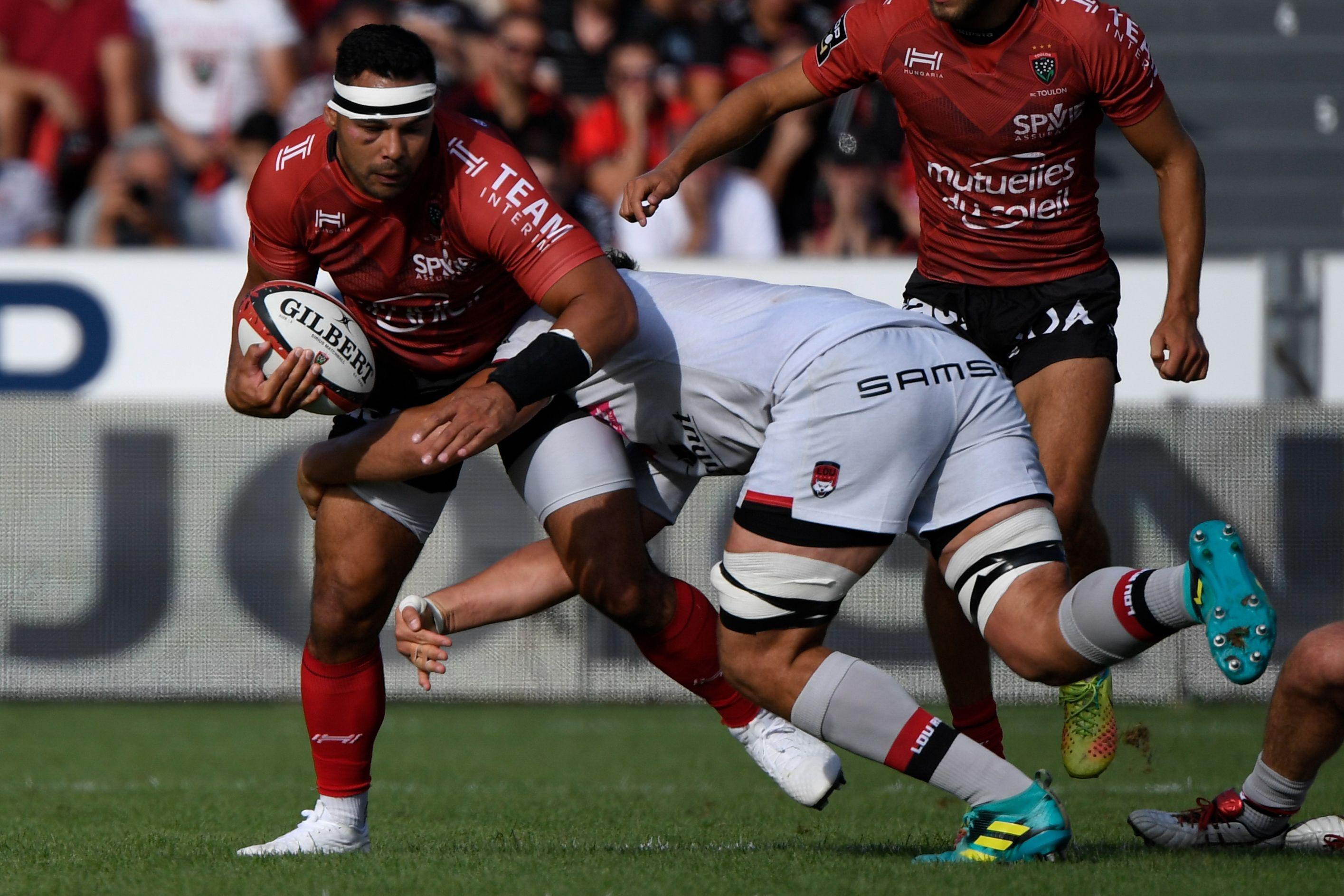 Rugby - Top 14 - Tops/Flops Toulon-Lyon : la défense lyonnaise montre les crocs, Hemm se troue pour sa première