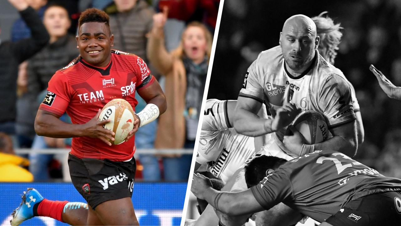 Rugby - Top 14 - Tops/Flops Toulon-Lyon : Nakosi voit triple, le Lou fait naufrage