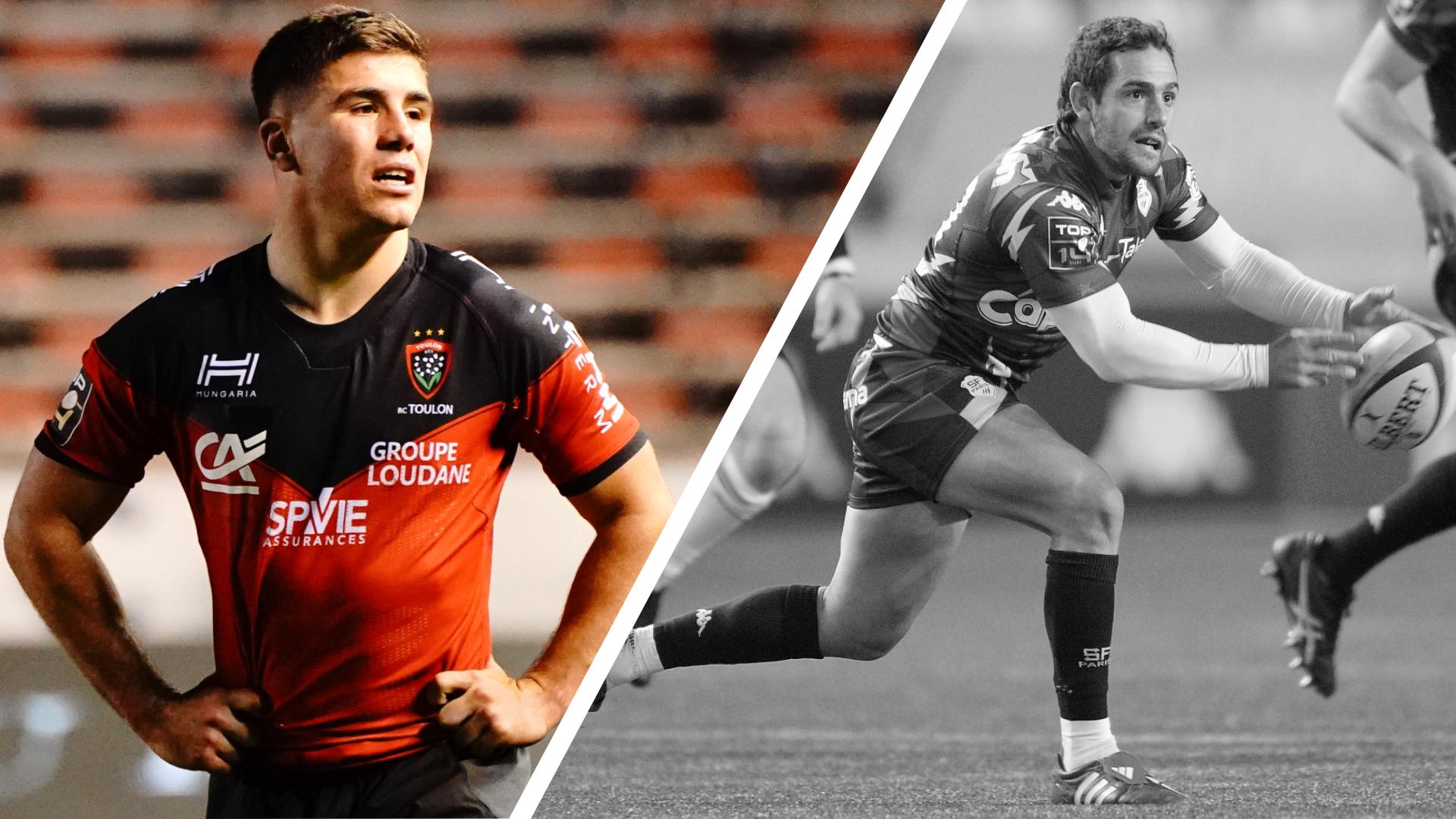 Rugby - Top 14 - Tops/Flops Toulon-Stade Français : Toulon retrouve le podium, Sanchez voit rouge